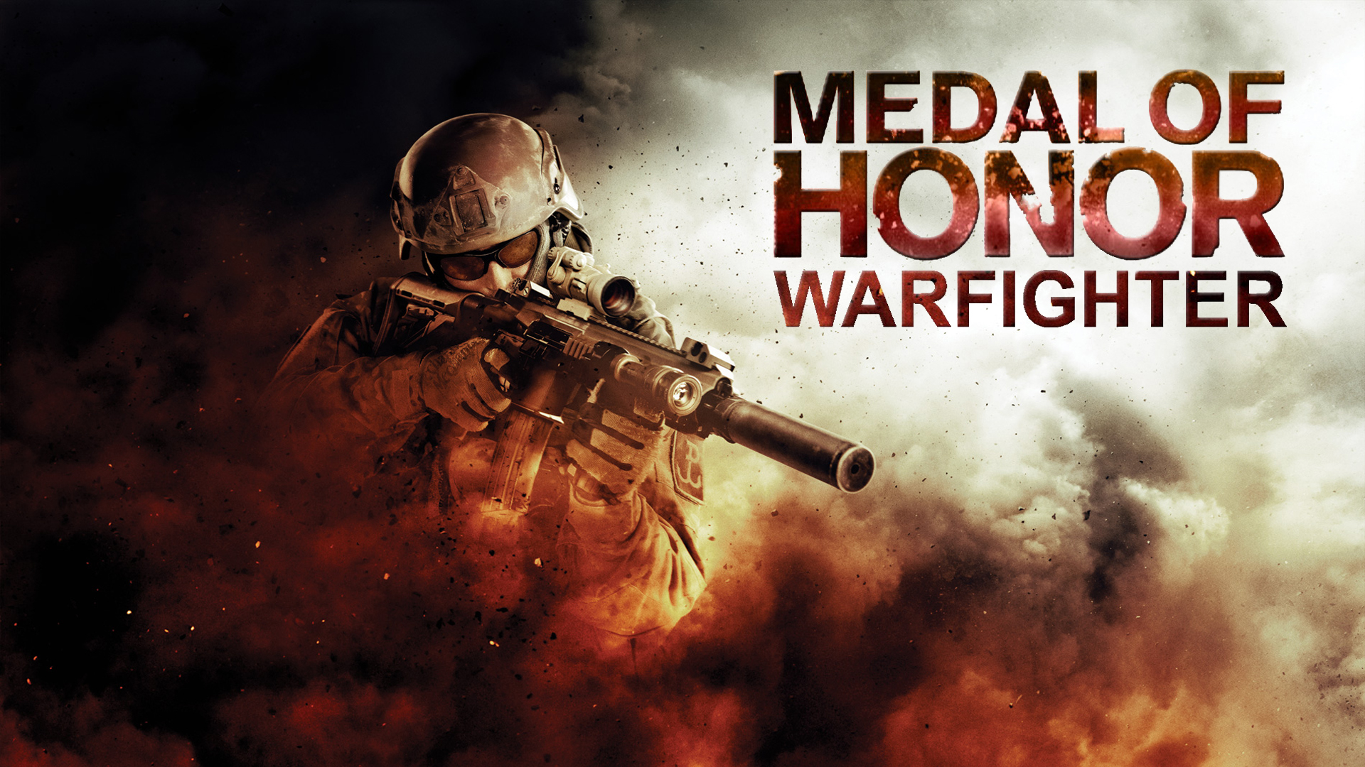 Medal of Honor Warfighter Video Game 5378.88 Kb