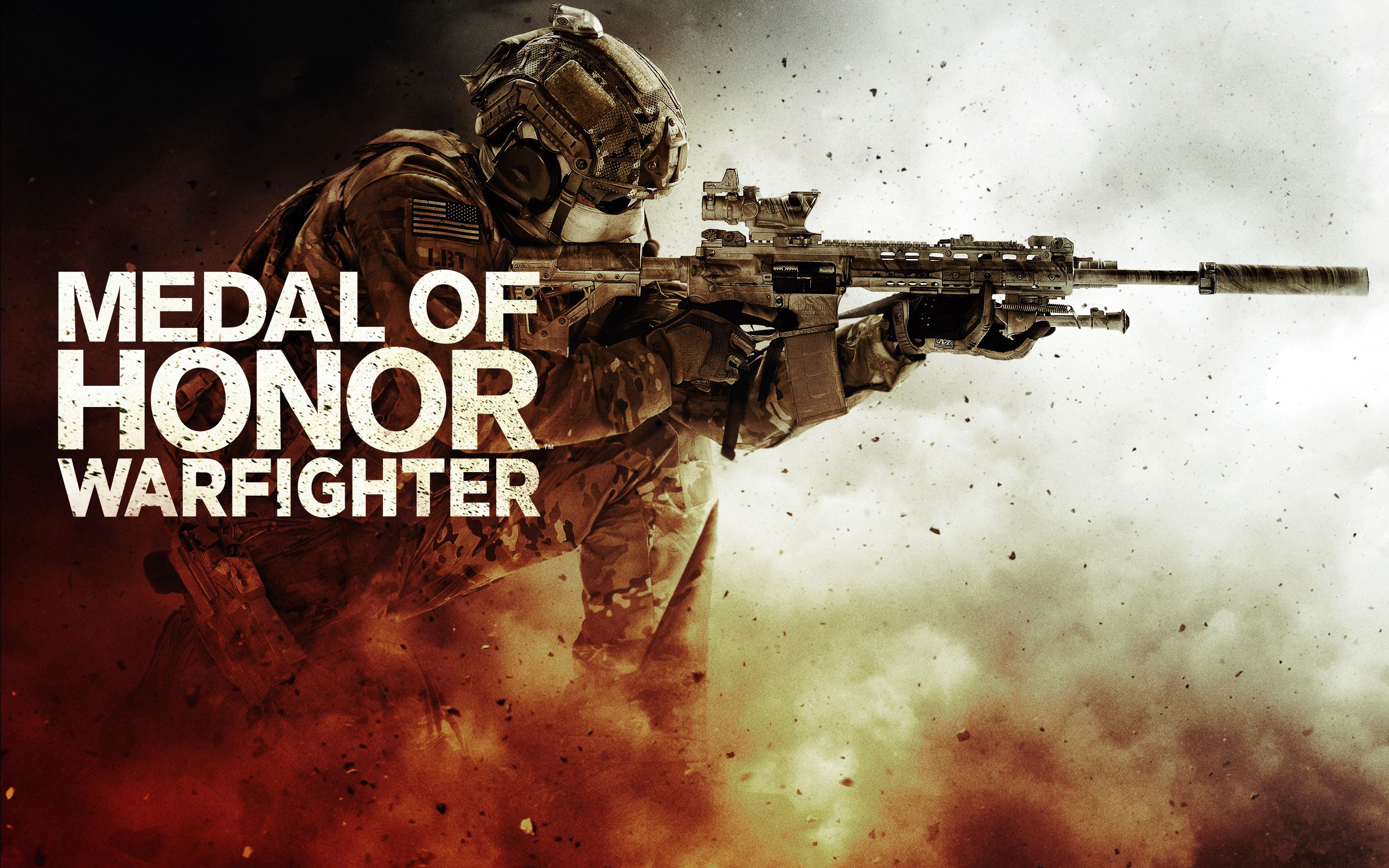 Medal Of Honor WarFighter Game 5378.88 Kb