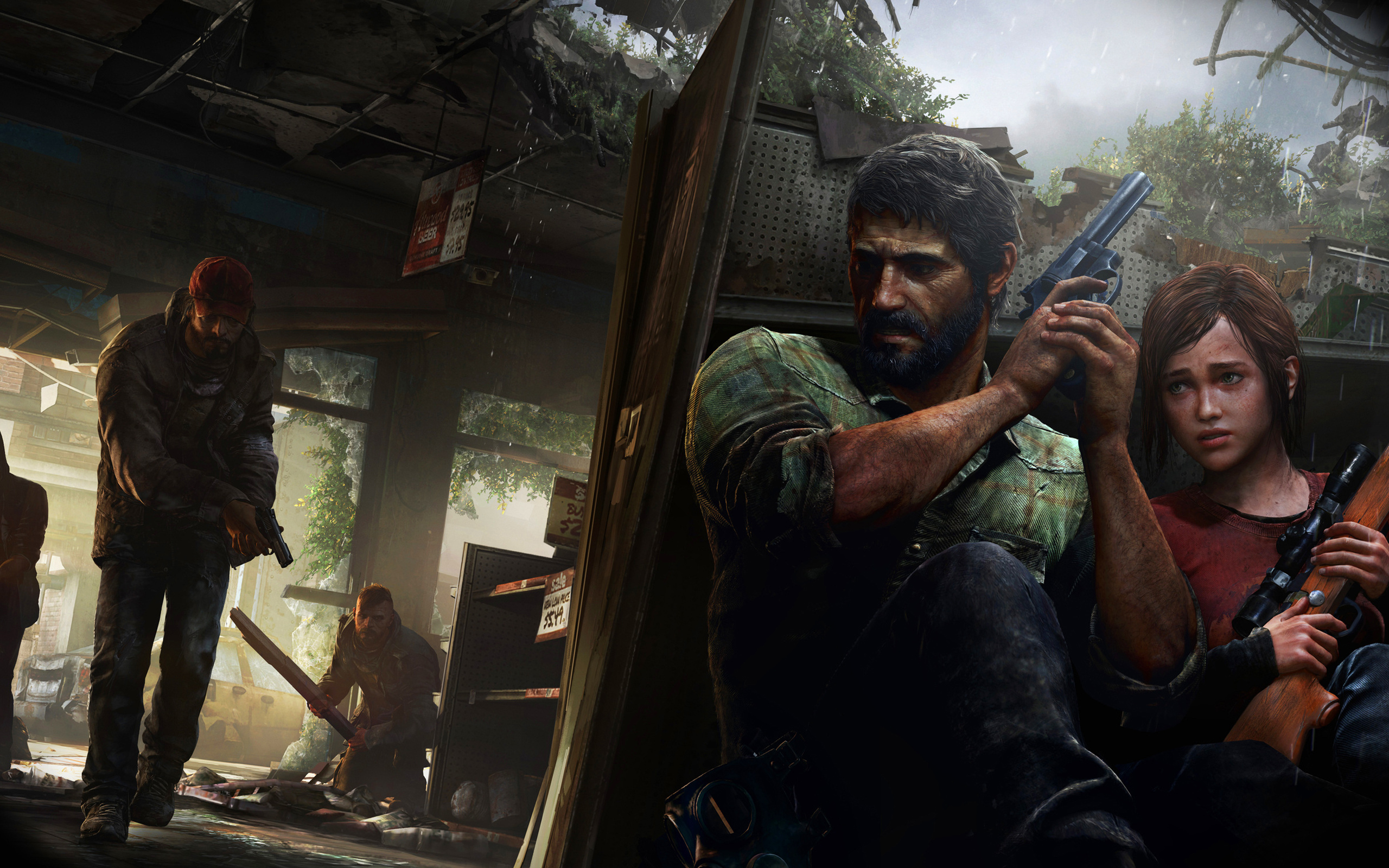 The Last of Us 2013 Game 561.87 Kb