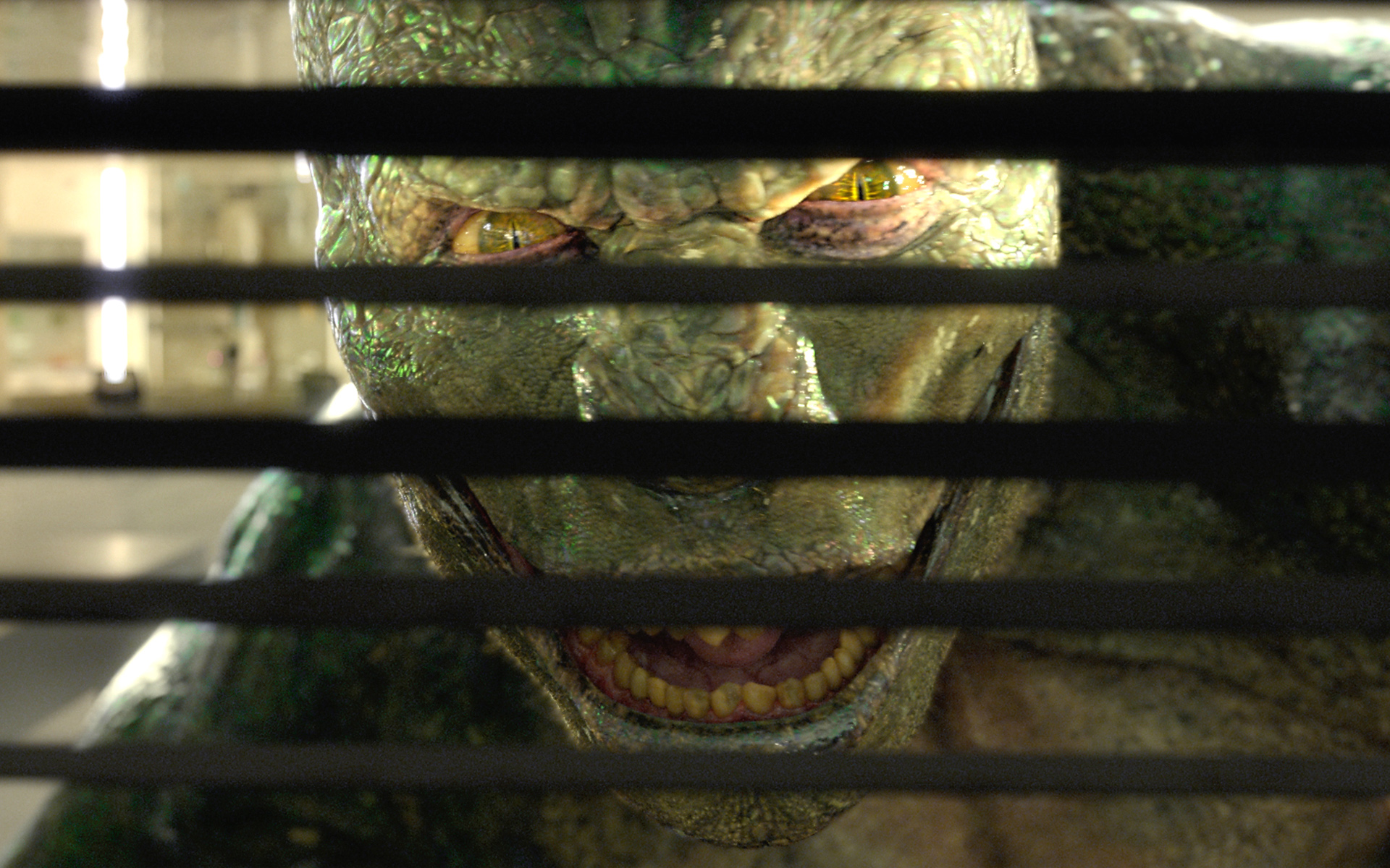 Lizard in Amazing Spider Man