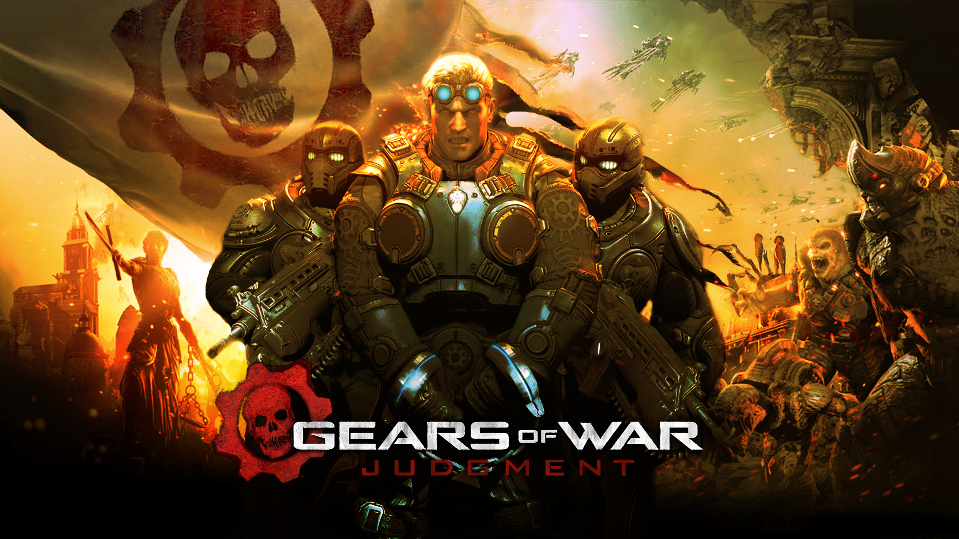 2013 Gears of War Judgment Game 3118.31 Kb