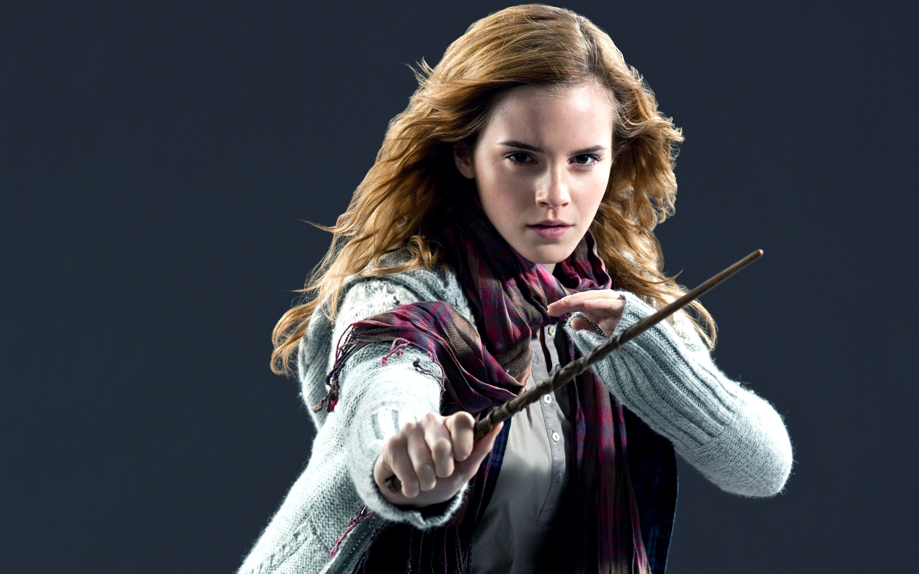 Emma Watson HP Deathly Hallows Part 2