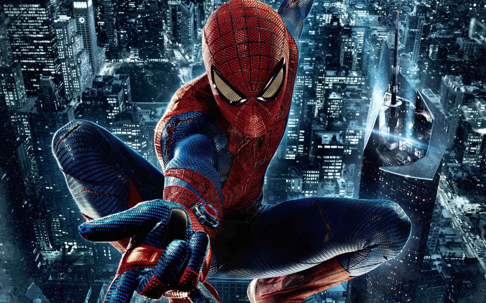 New Amazing Spider Man 886.34 Kb