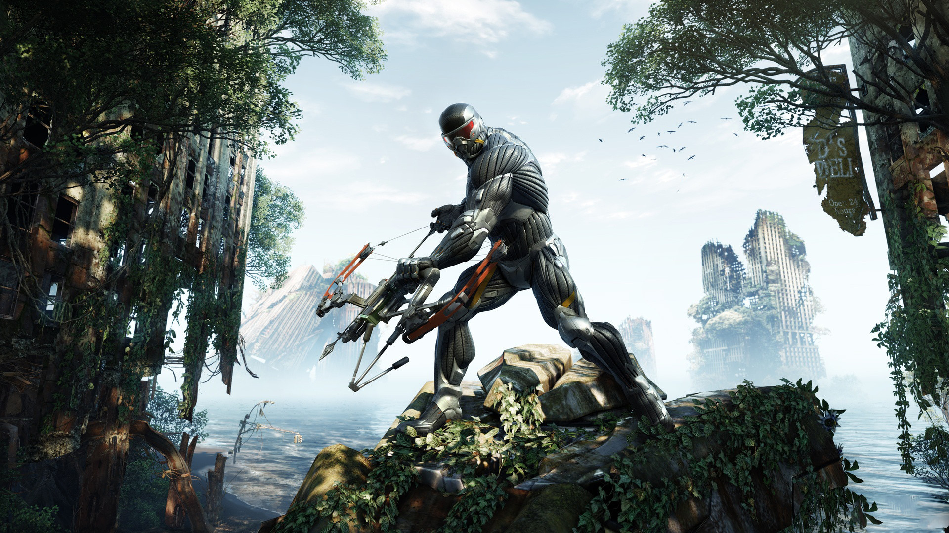 Crysis 3 2013 Game 799.32 Kb