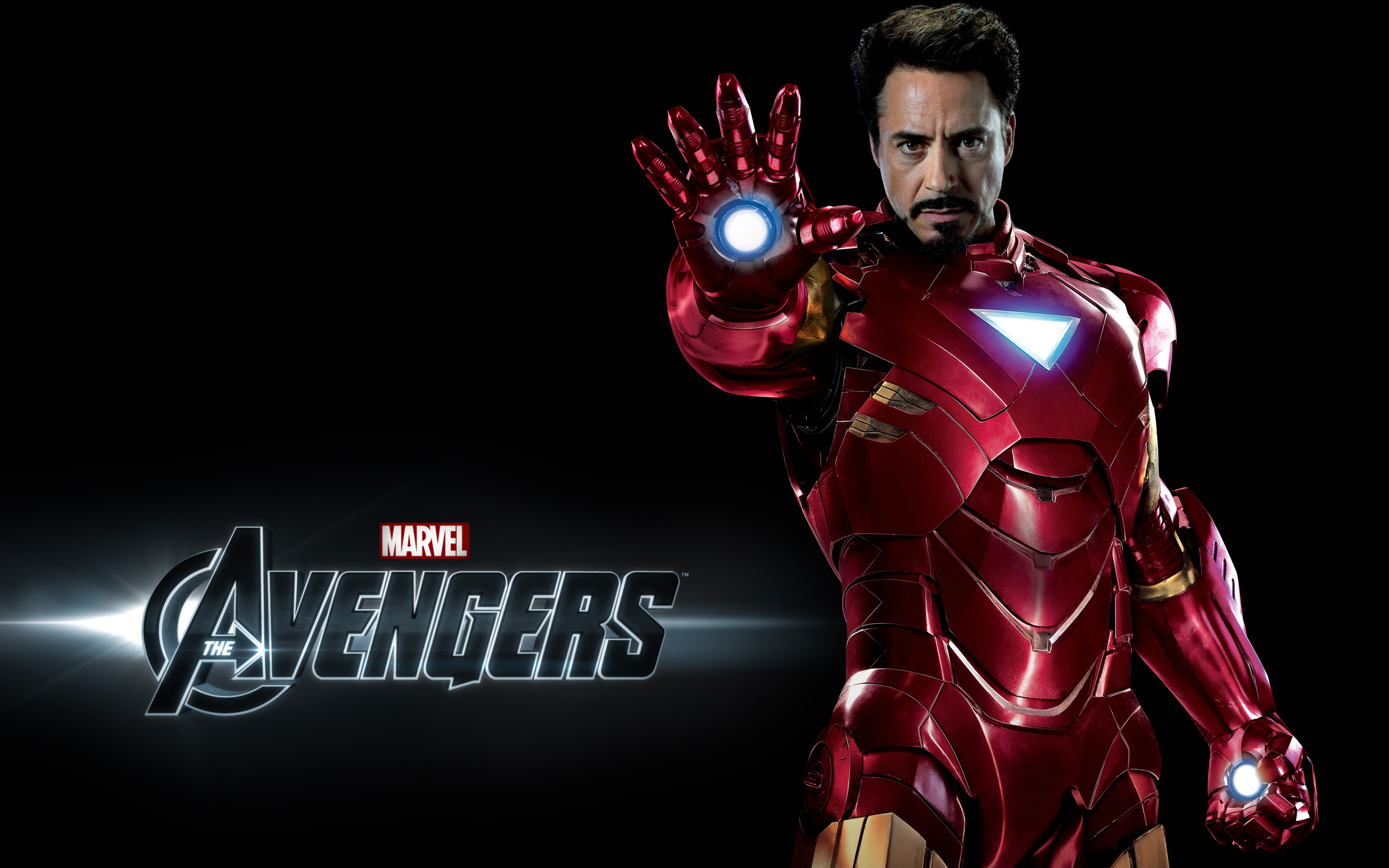 Iron Man in The Avengers