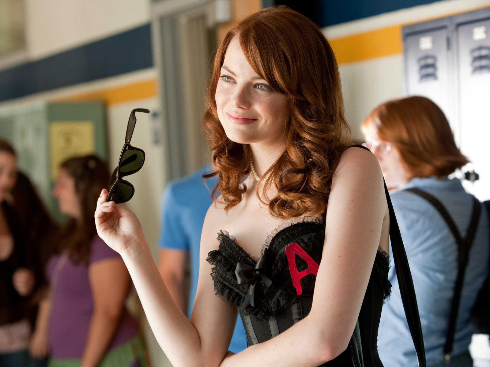 Emma Stone in Easy A 258.58 Kb