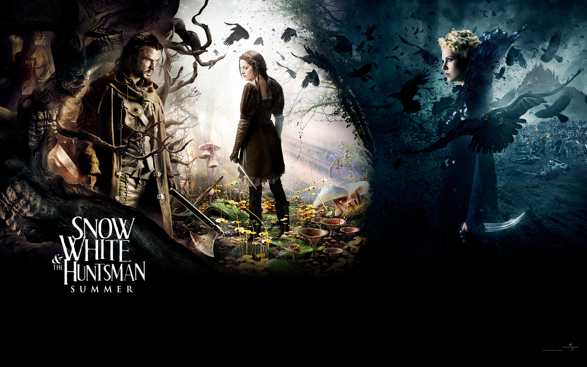 Snow White and The Huntsman Movie 3273.05 Kb
