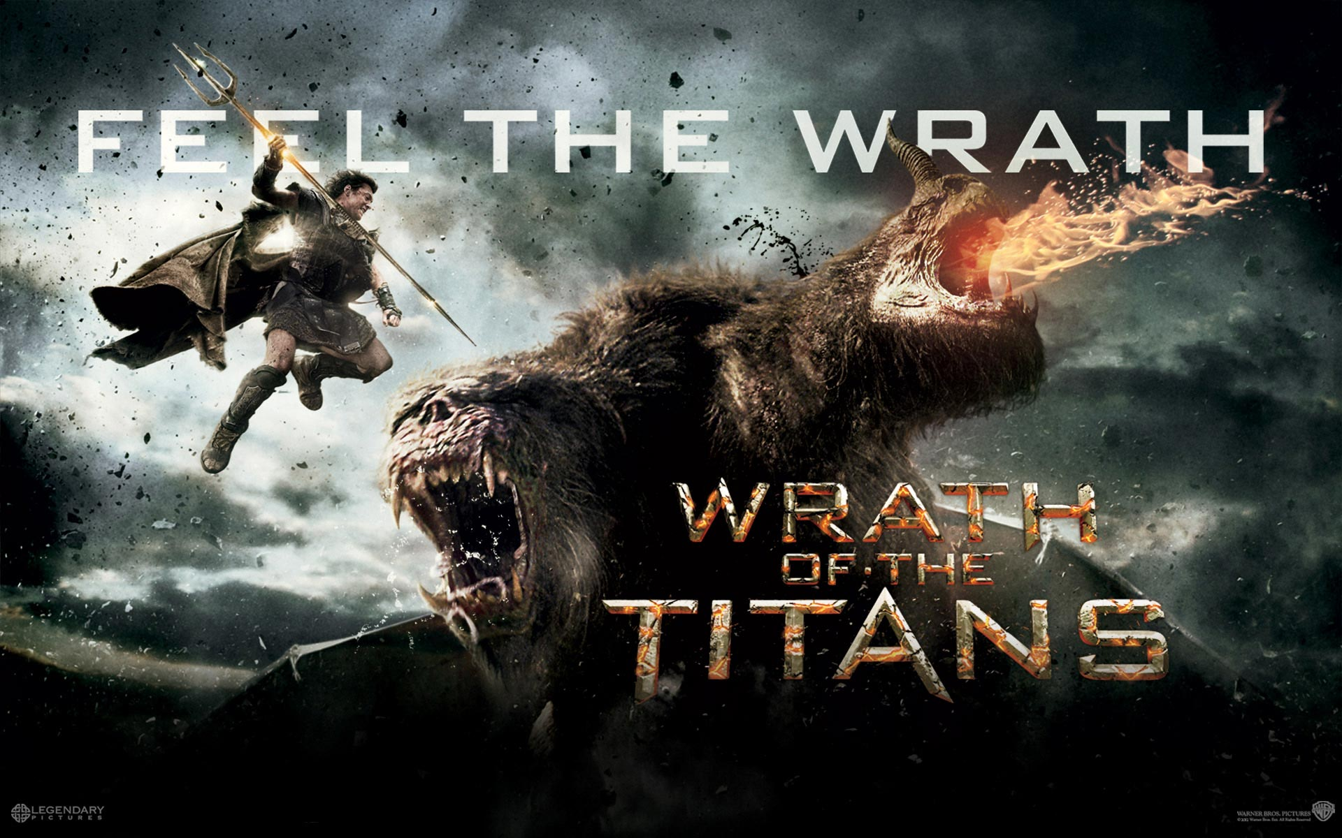 Wrath of The Titans 415.59 Kb
