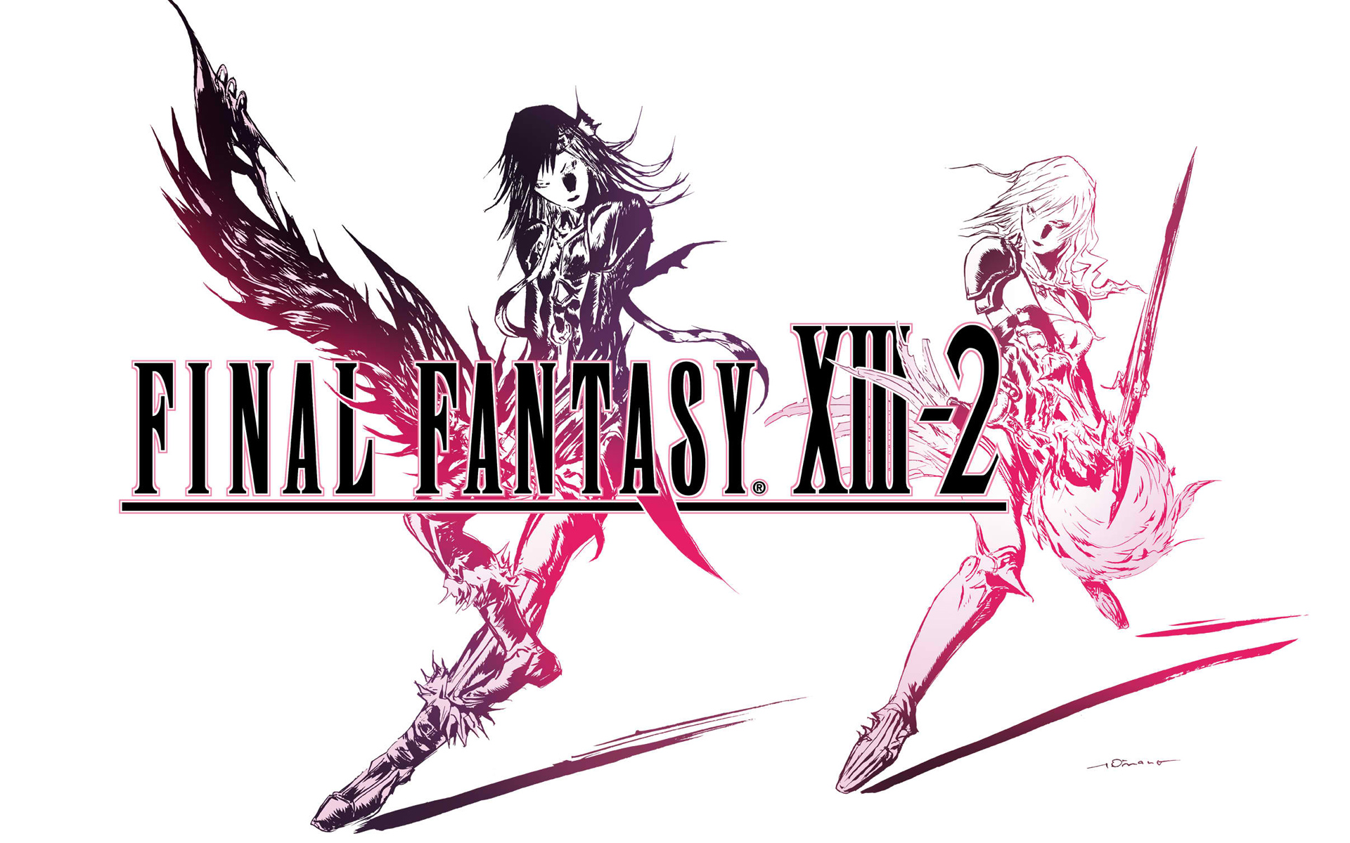 Final Fantasy XIII 2 1885.25 Kb
