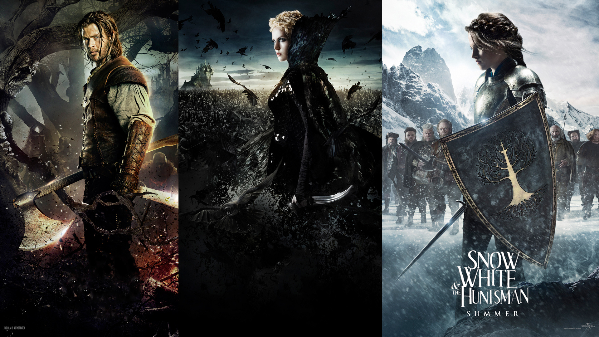 Snow White and the Huntsman 2012 3273.05 Kb