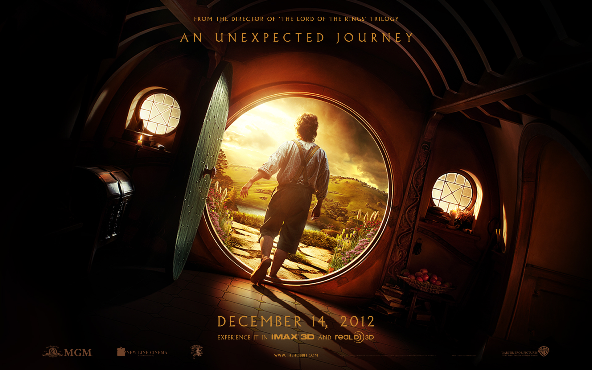 The Hobbit An Unexpected Journey 2012