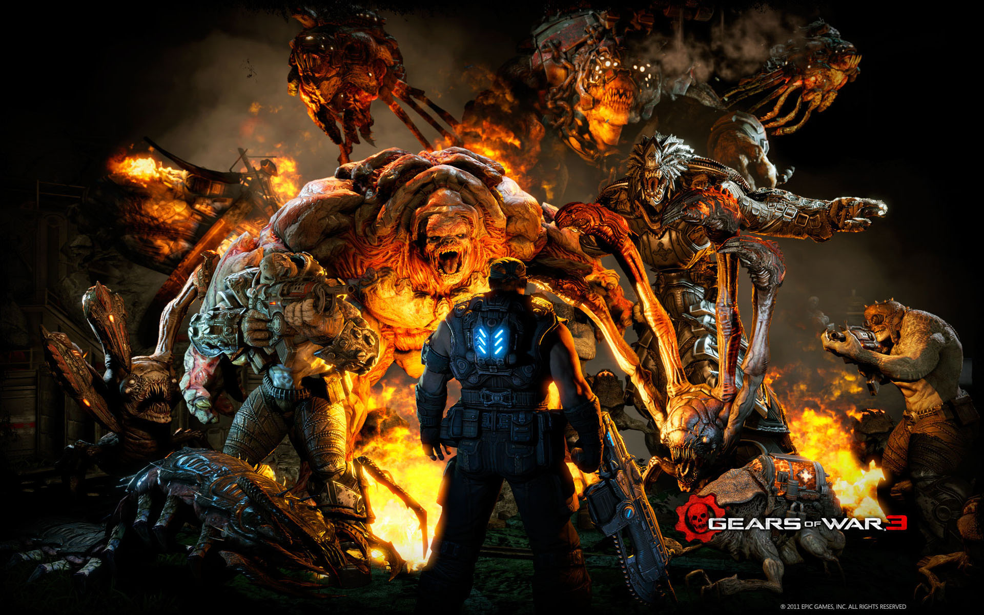 Gears of War 3 Mission