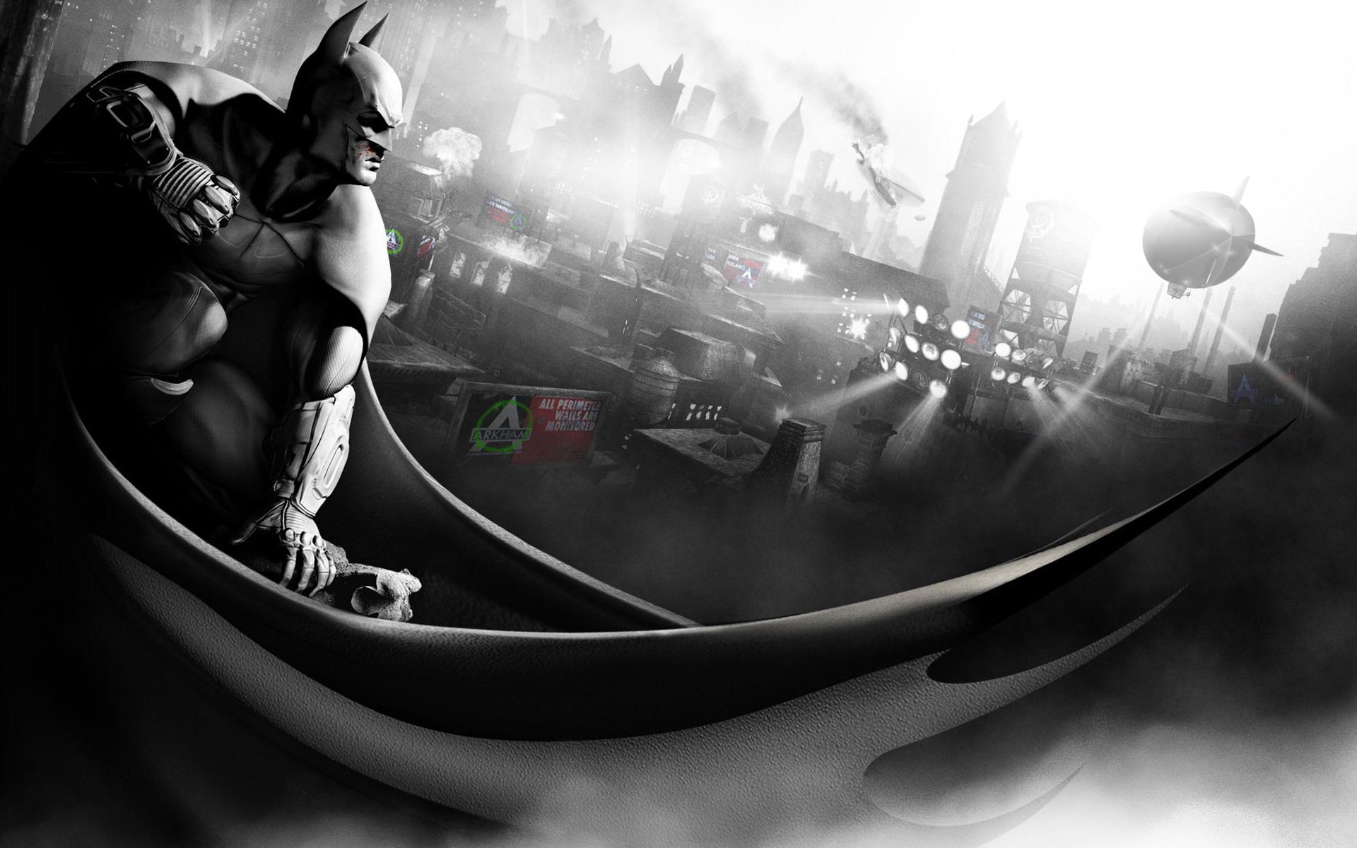 2011 Batman Arkham City