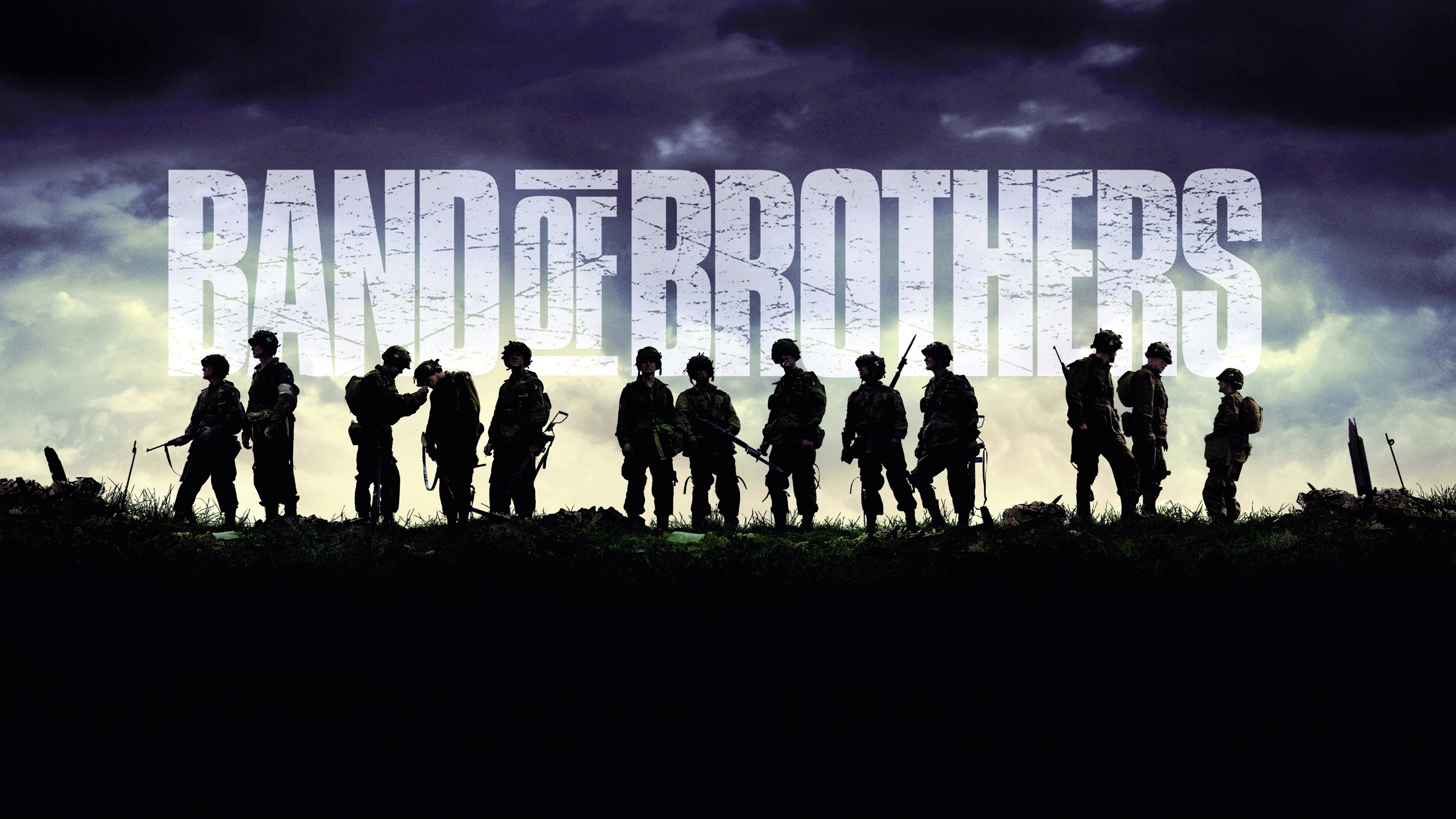 Band of Brothers TV Series 873.2 Kb