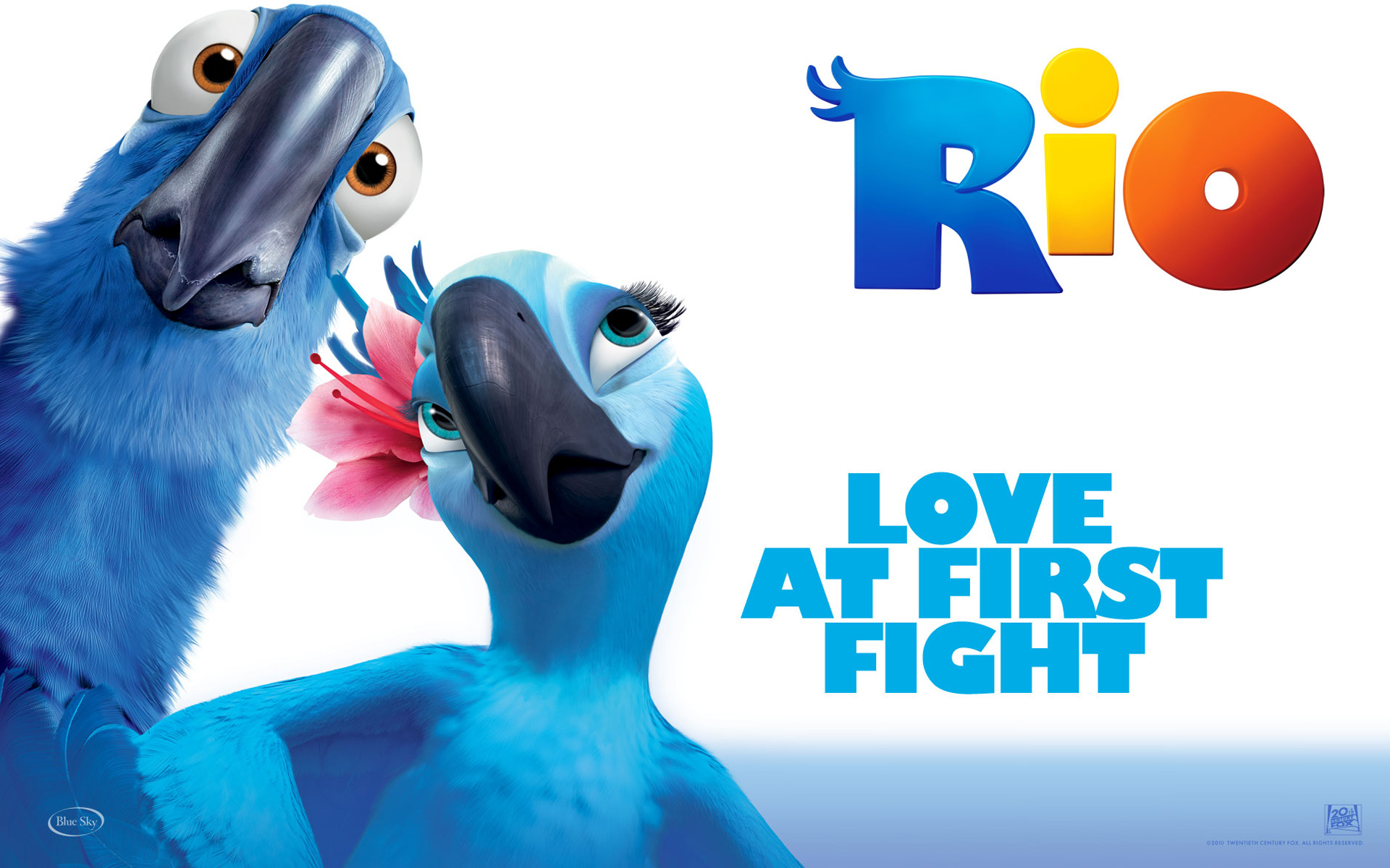 Love At First Fight Rio