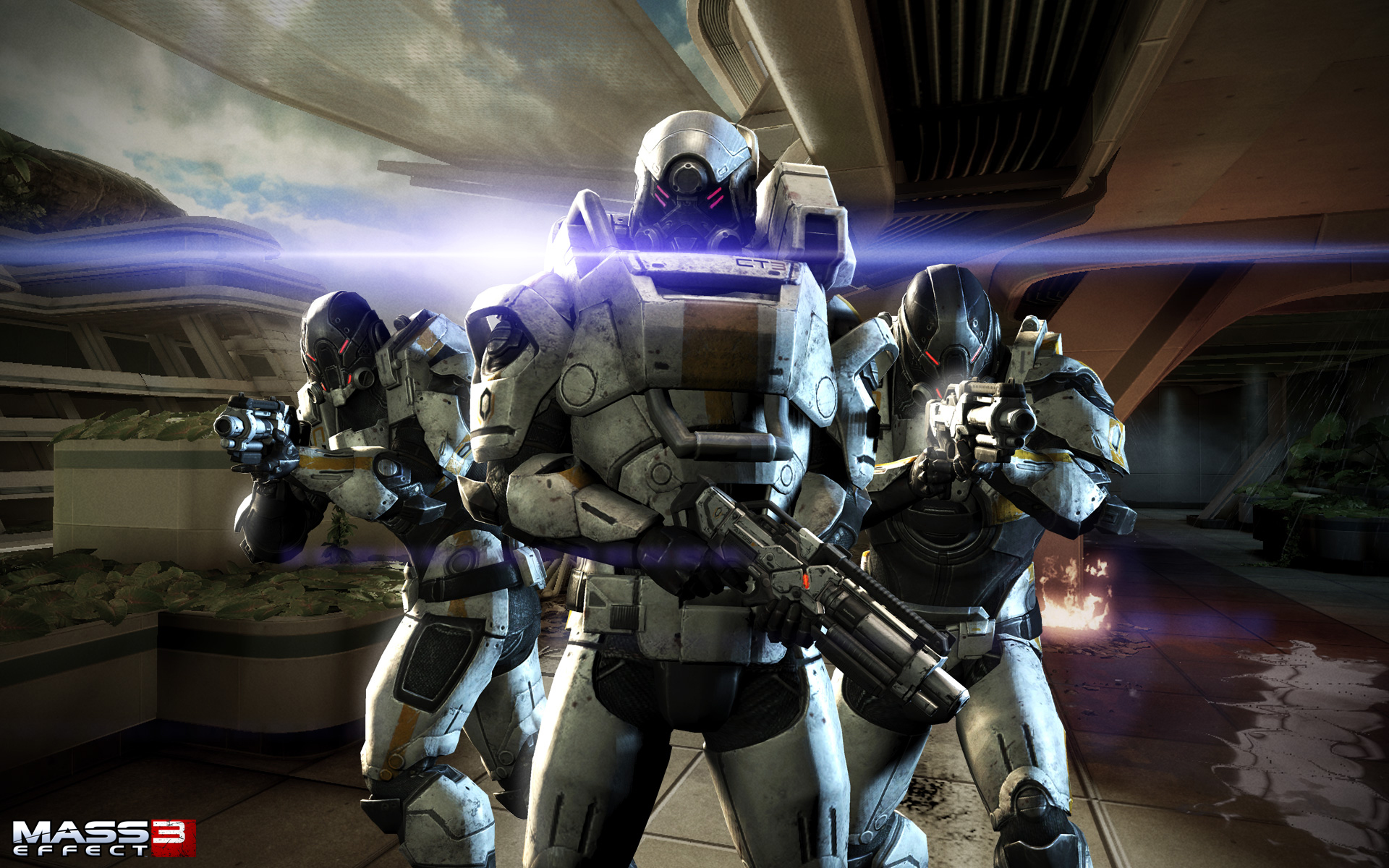 Cerberus Mass Effect 3