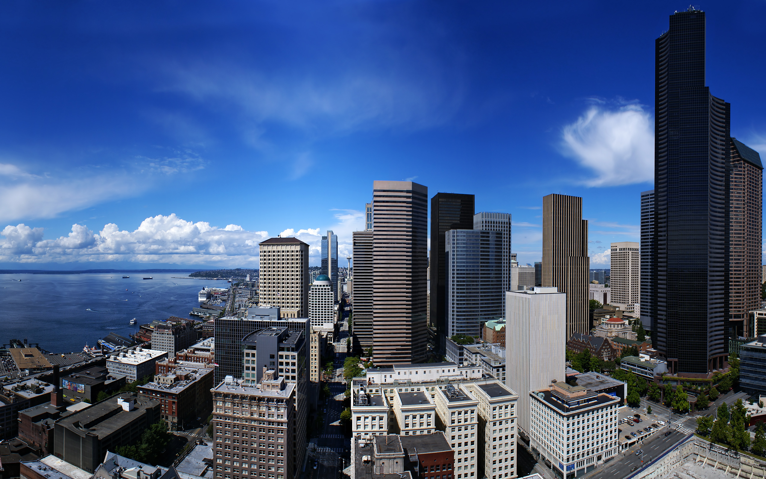 Seattle City United States 522.91 Kb