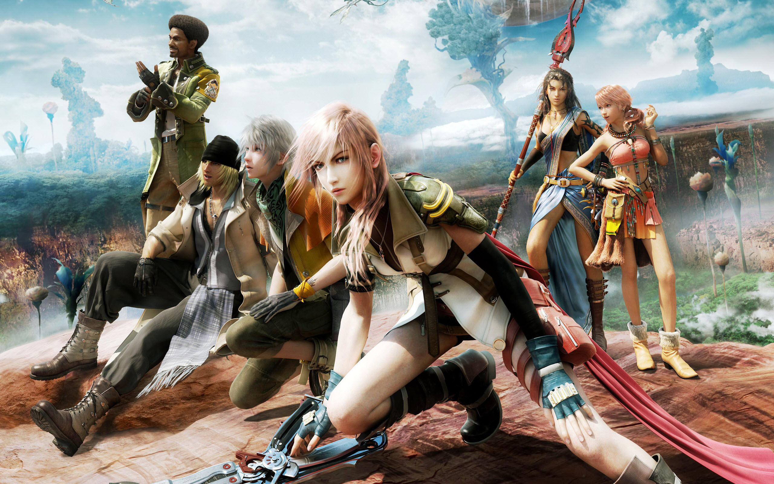 Final Fantasy 13 Game 1885.25 Kb
