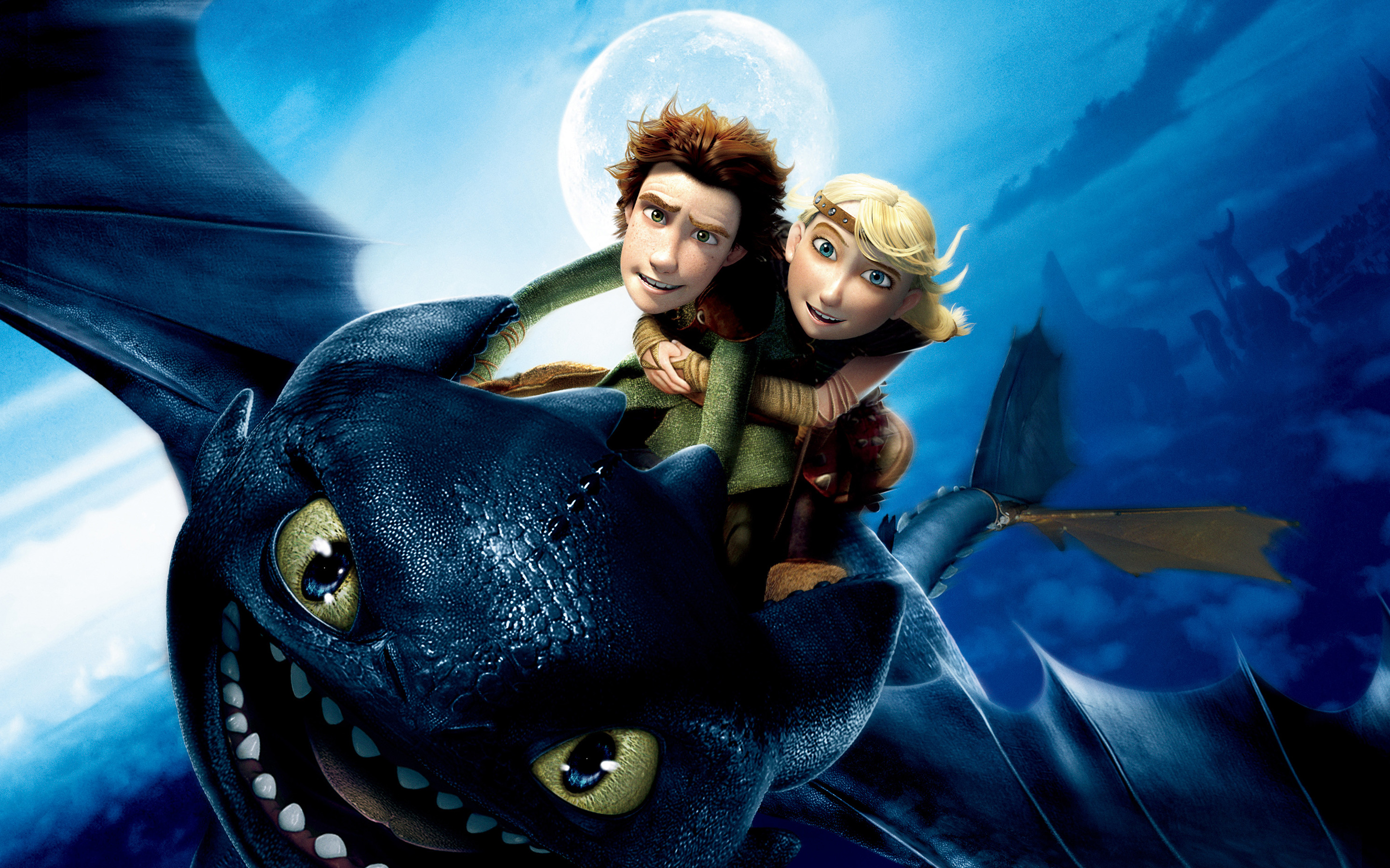 How To Train Your Dragon HD 1105.79 Kb