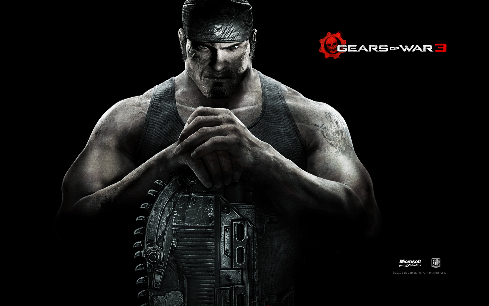 Gears of War 3 3118.31 Kb