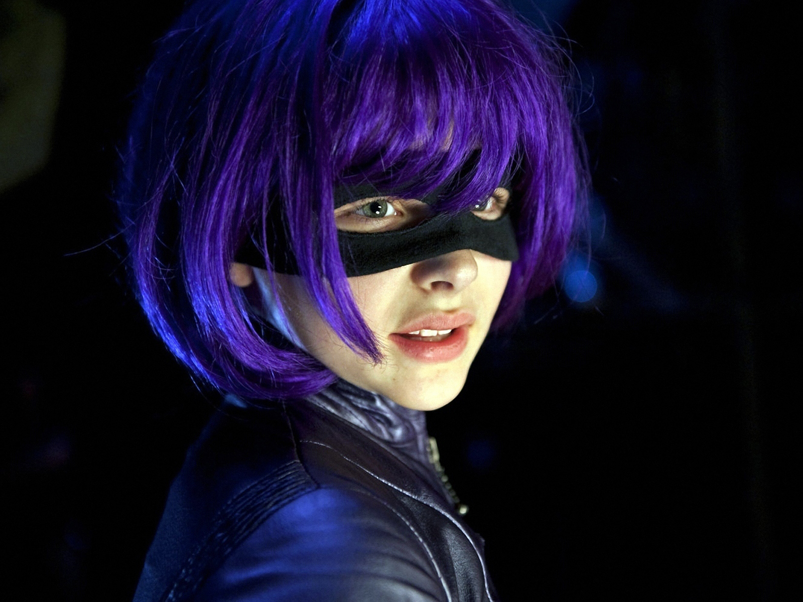 Kick Ass Hit Girl Chloe Moretz 1830.66 Kb