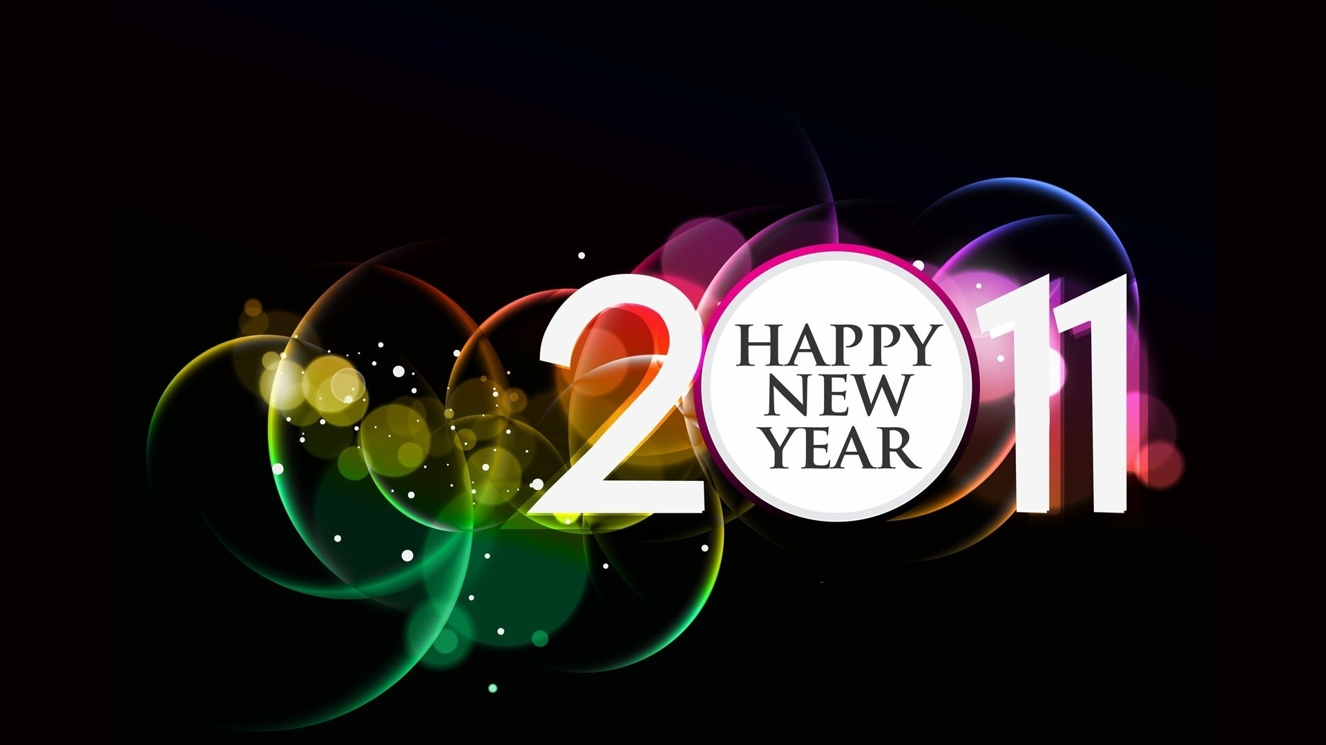 Happy New 2011 Year
