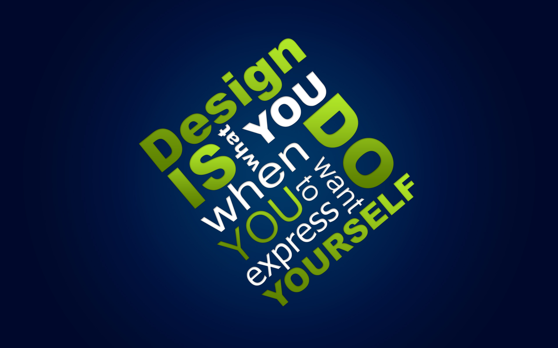 Design Yourself