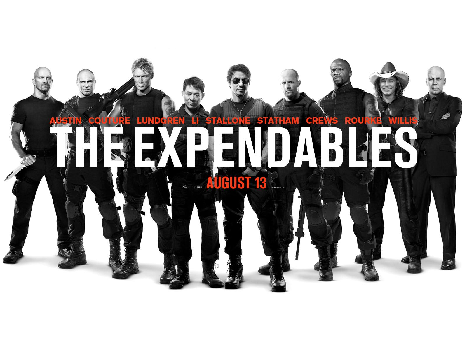 The Expendables (2010) Movie