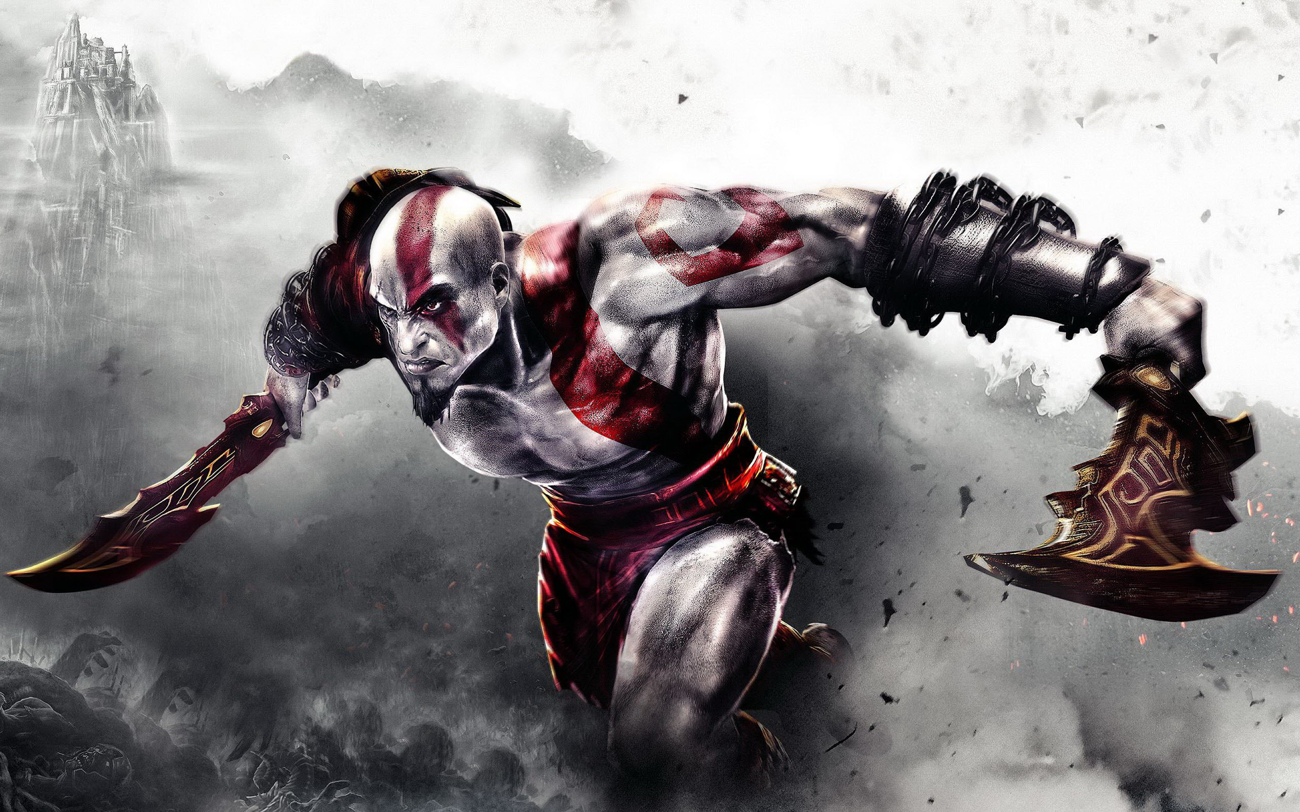 God of War 3 Game 783.16 Kb