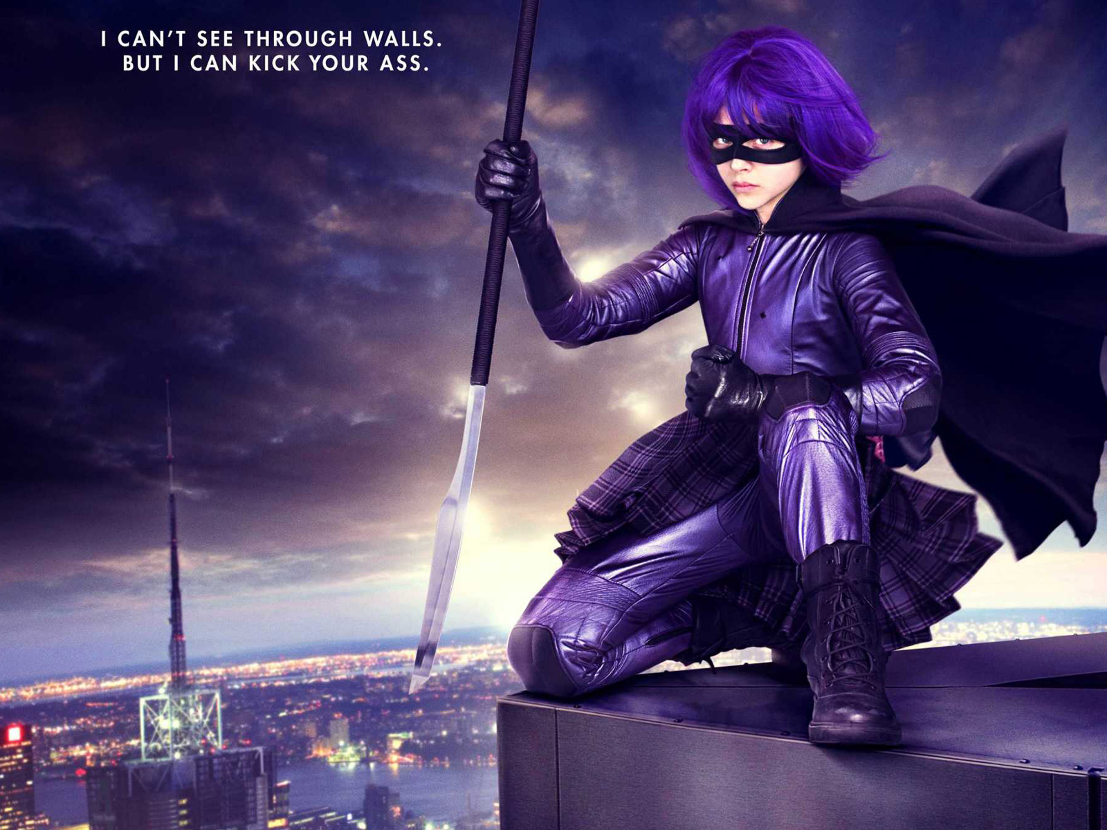Hit Girl Kick Ass Movie 1830.66 Kb
