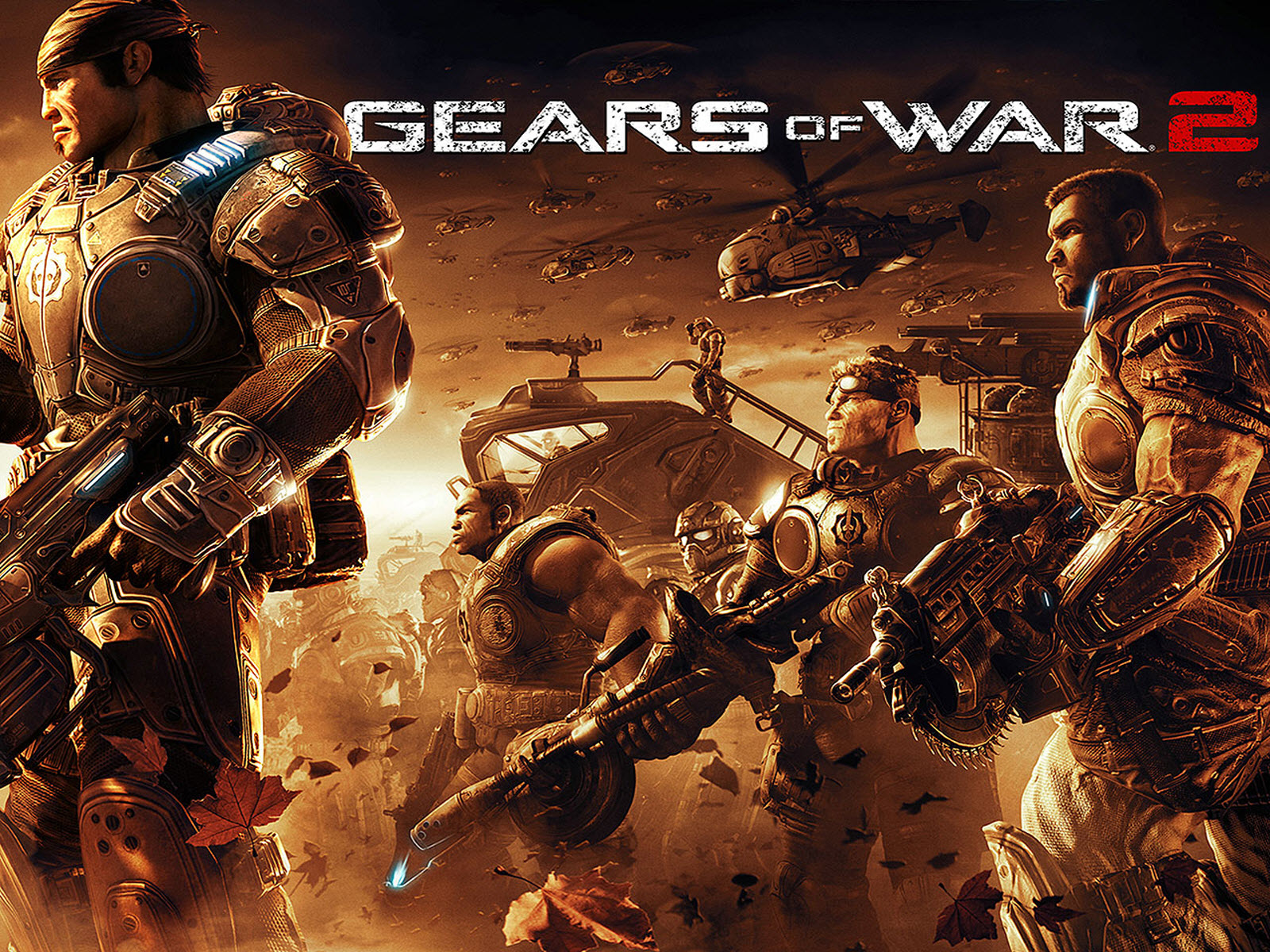 Gears of War 2 3118.31 Kb