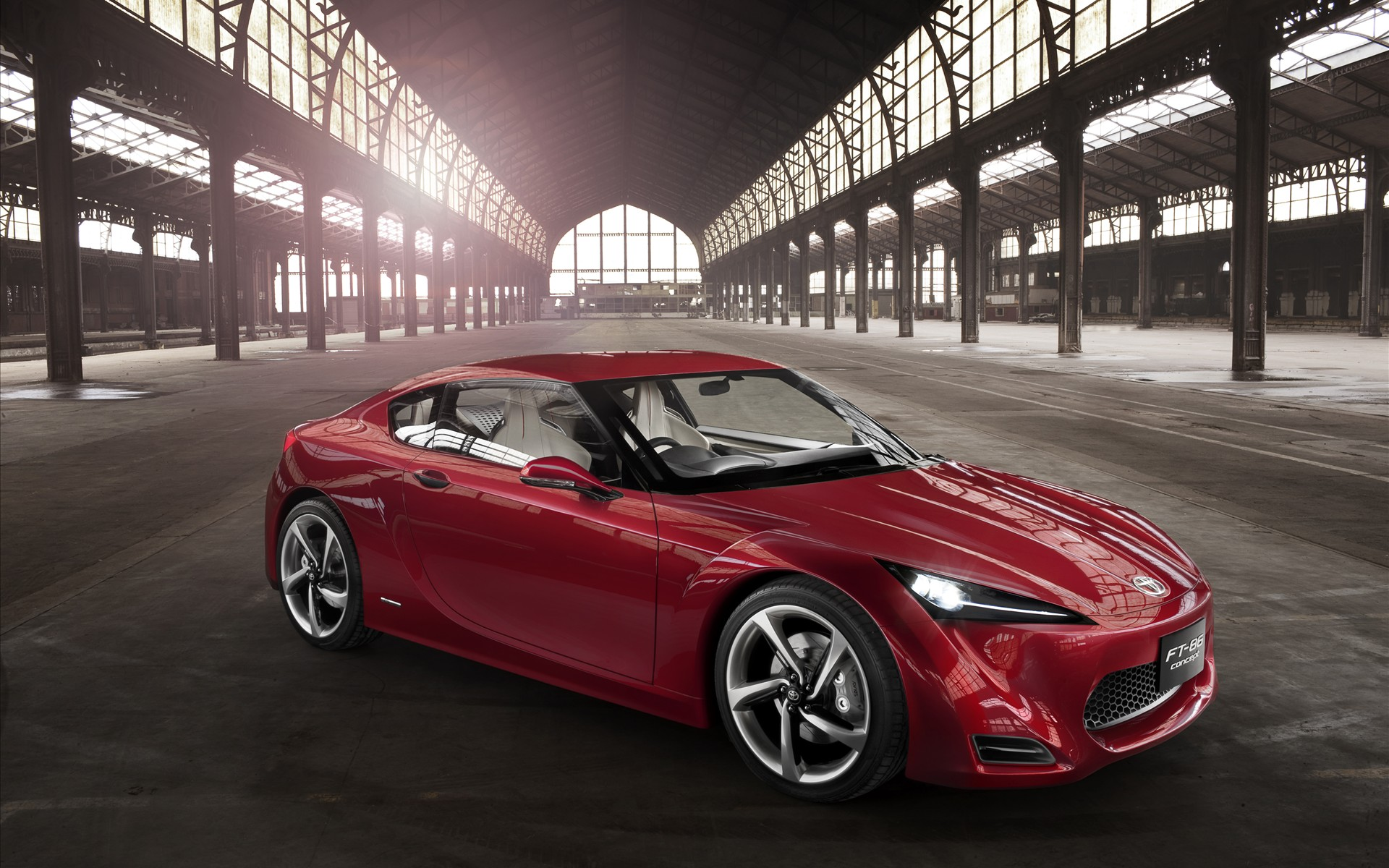 2011 Toyota FT 86 Sports Concept 620.16 Kb