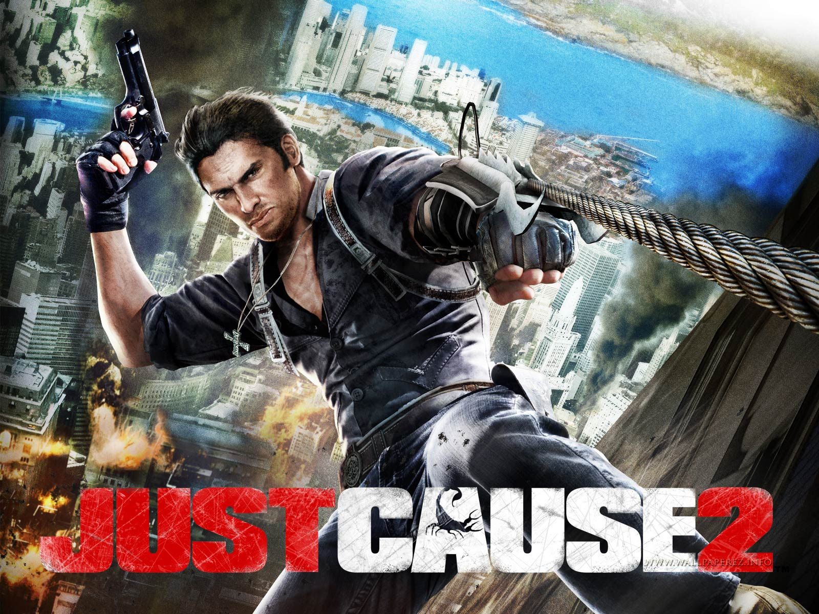 Just Cause 2 Game 959.44 Kb