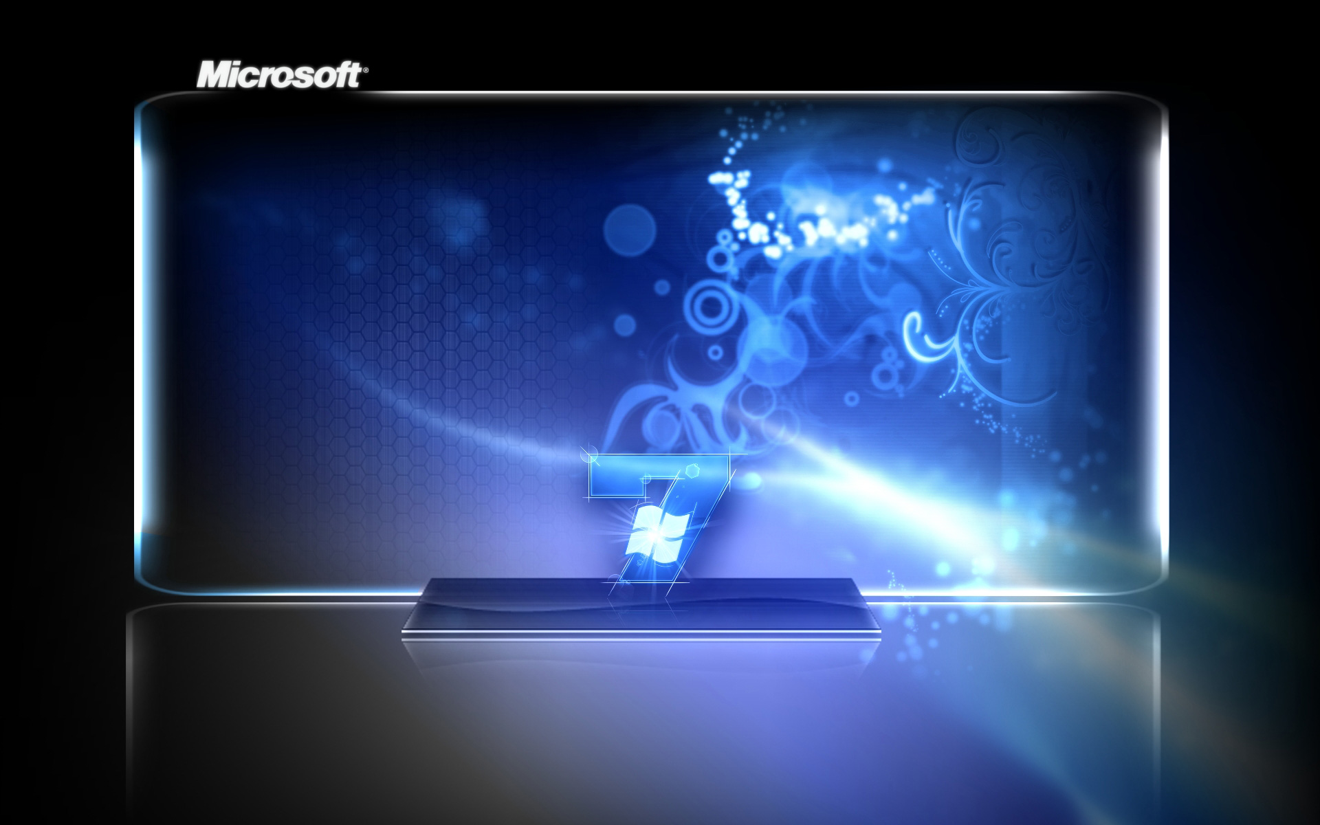 Windows 7 HD Widescreen