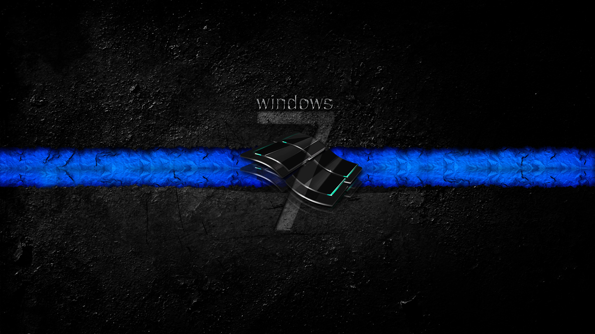 Windows 7 Dirty Dark