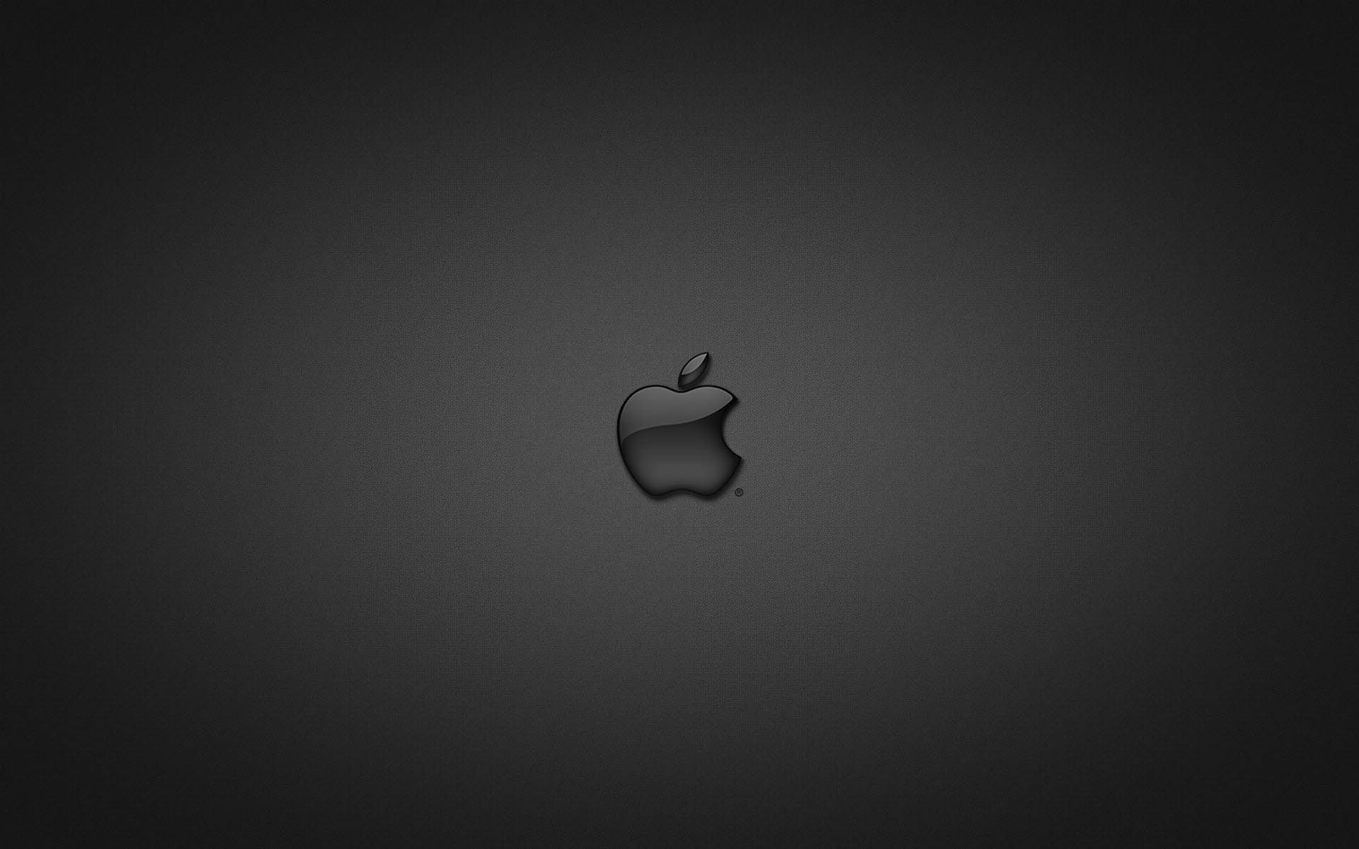 Apple in Glass Black 1482.37 Kb