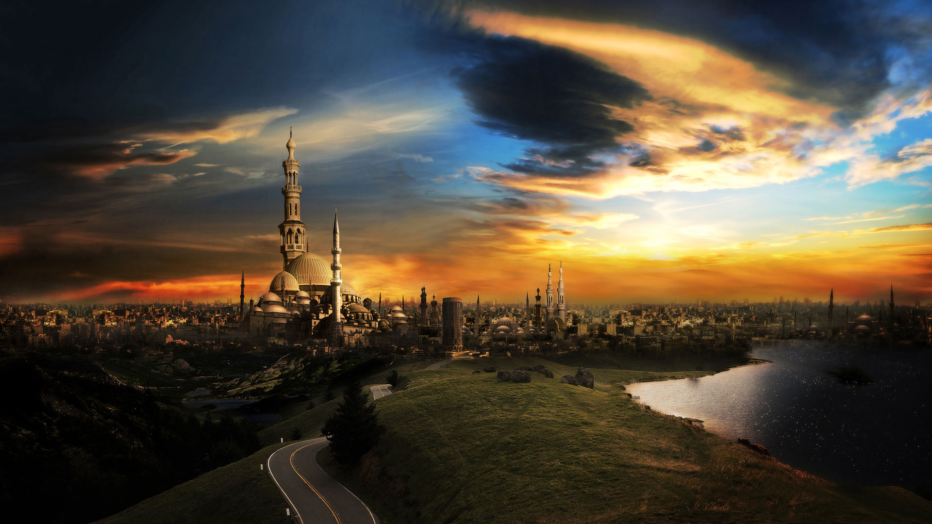 The City of a Thousand Minarets