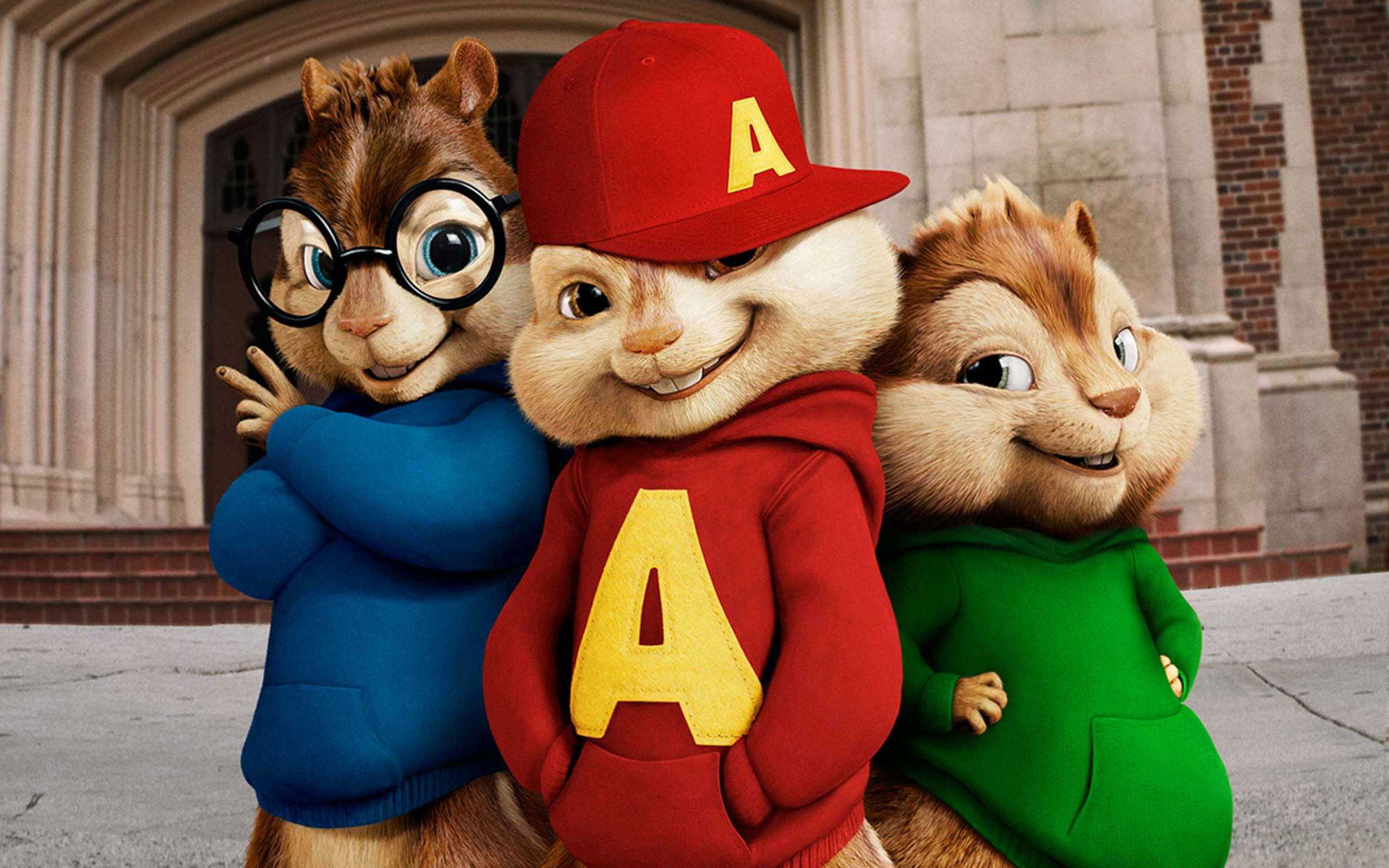 2010 Alvin and the Chipmunks Squeakquel 1378.9 Kb