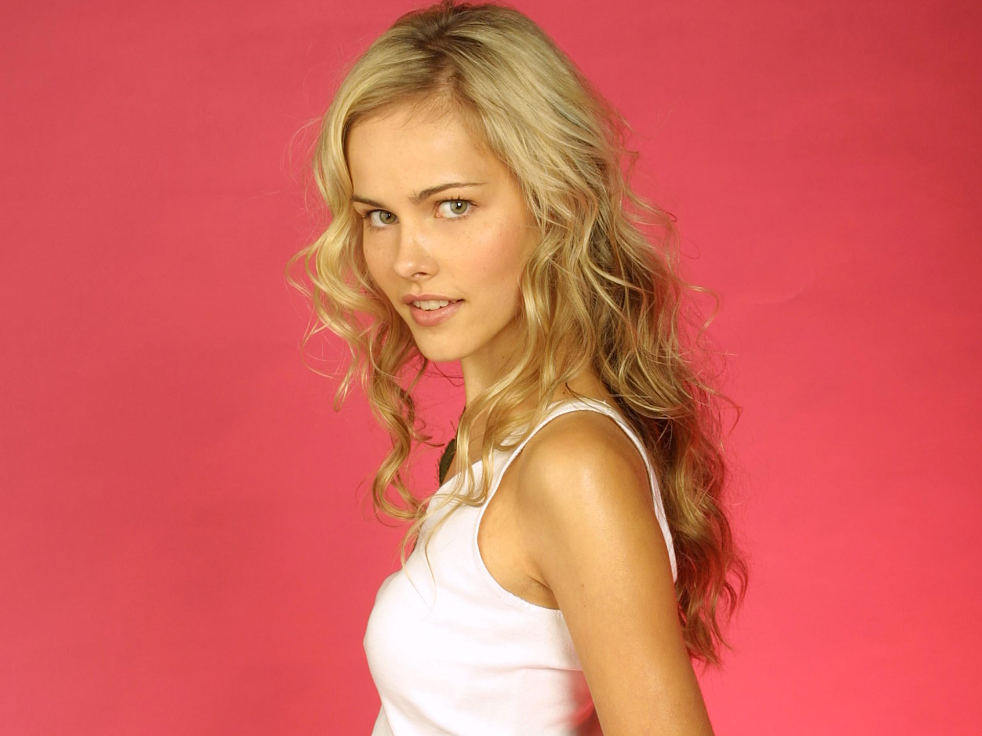 Transformers  Girl Isabel Lucas