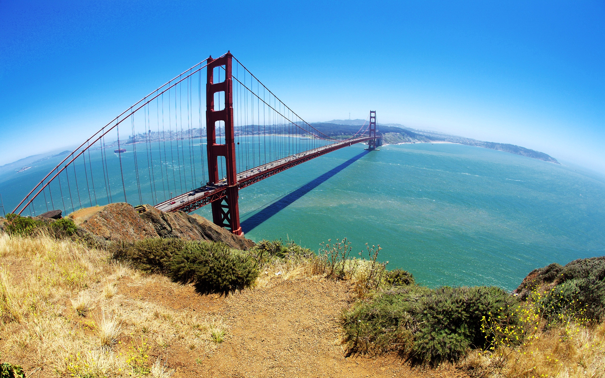 Golden Gate Bridge HD 1080p