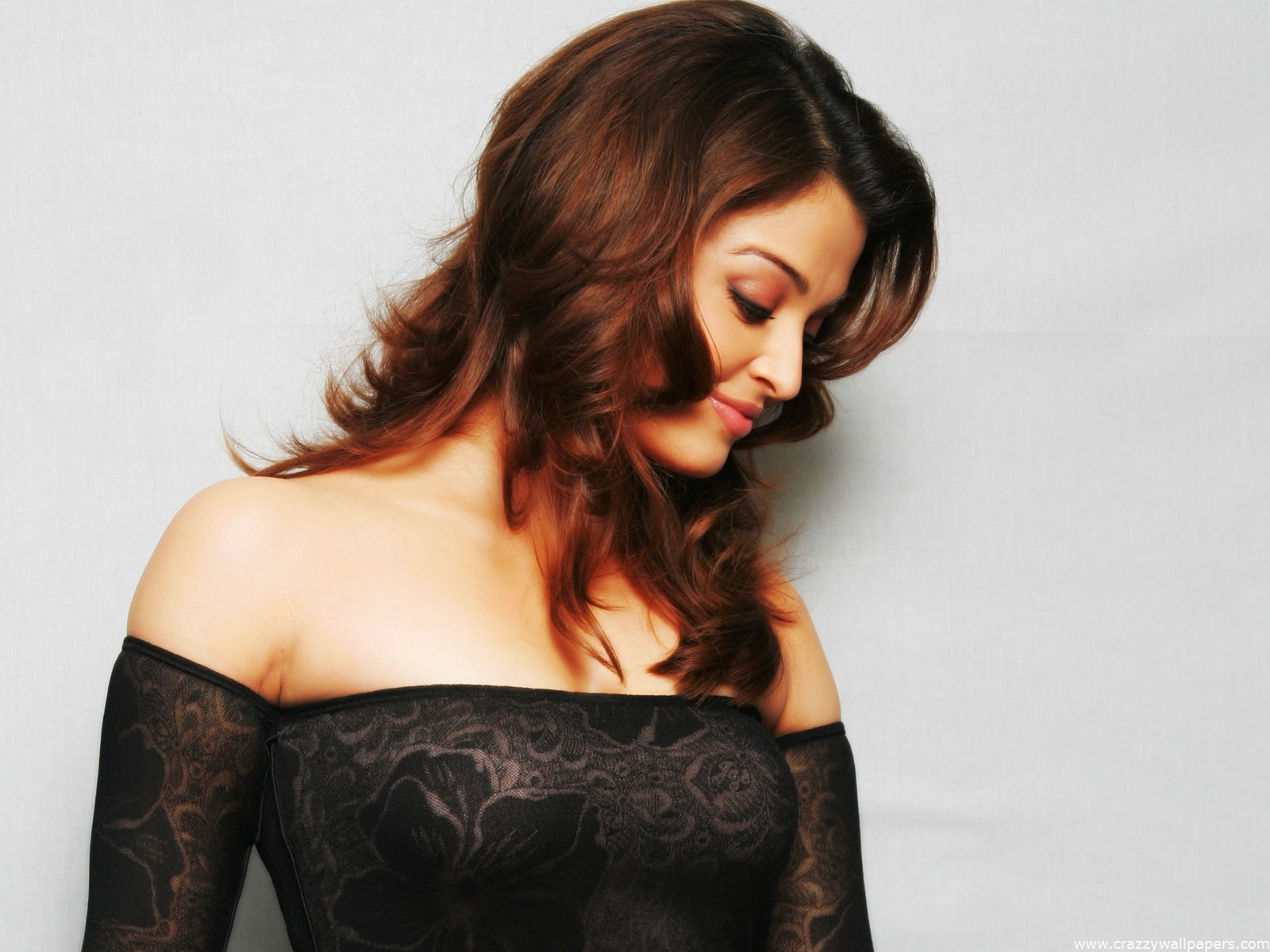 Aishwarya rai beautiful in black