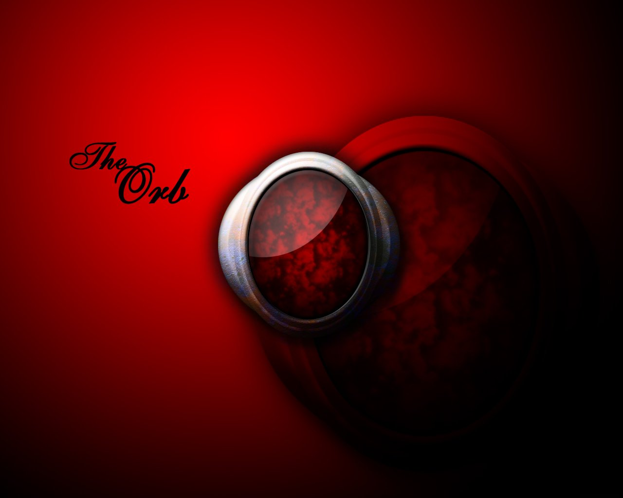 The Red Orb