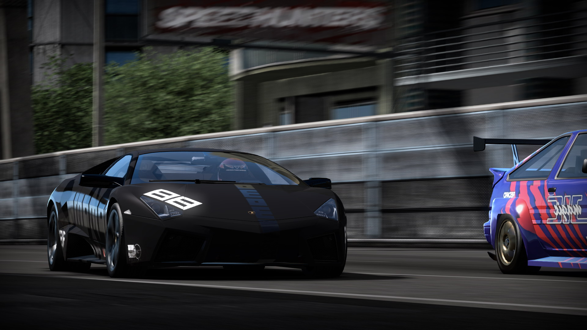 Lamborghini Need for speed Shift
