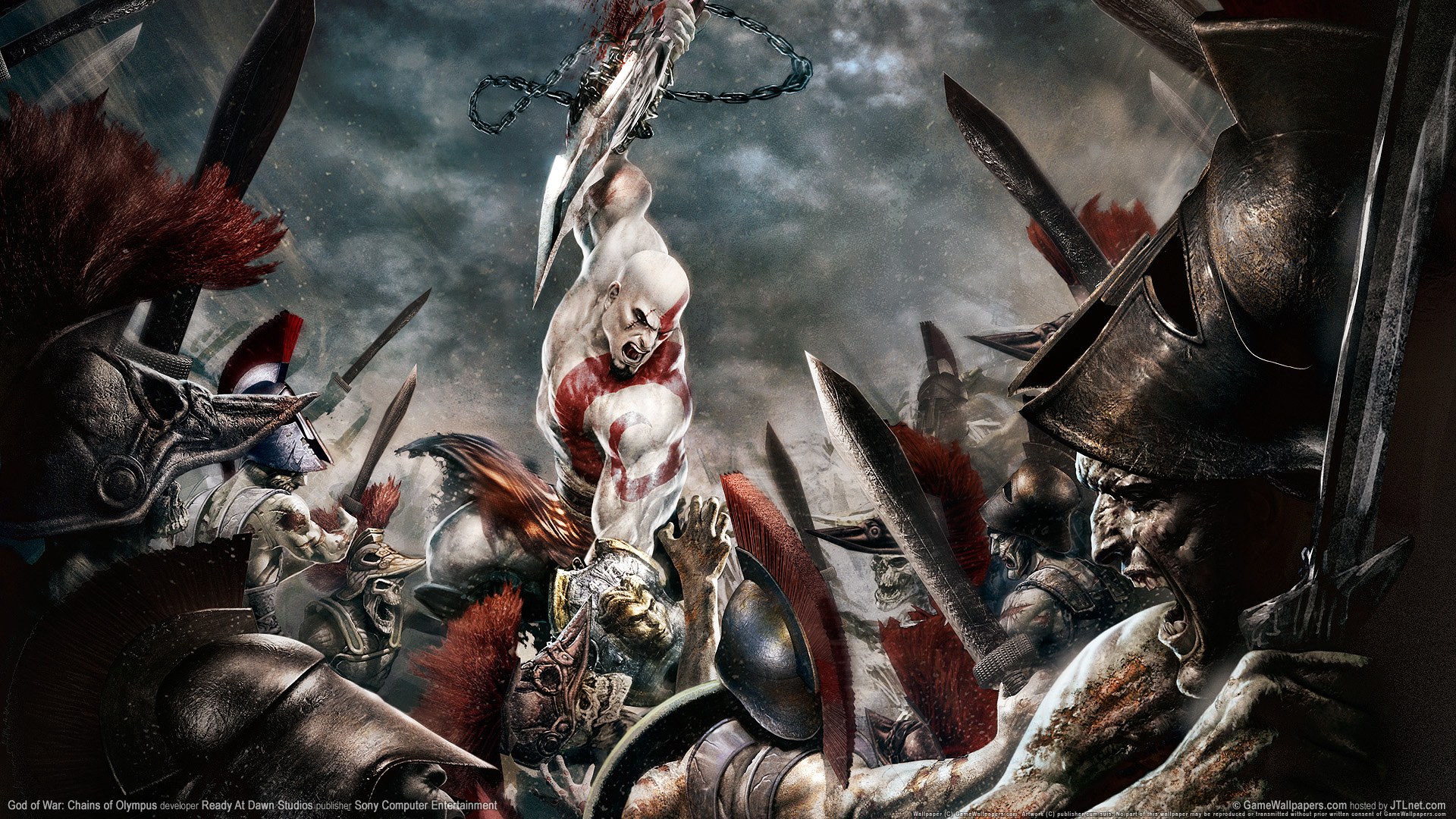 God of War 2 New Game 959.44 Kb