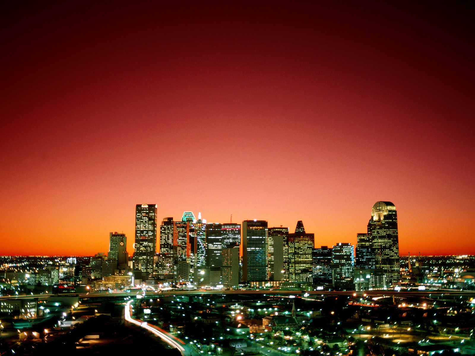 The Big D, Dallas, Texas