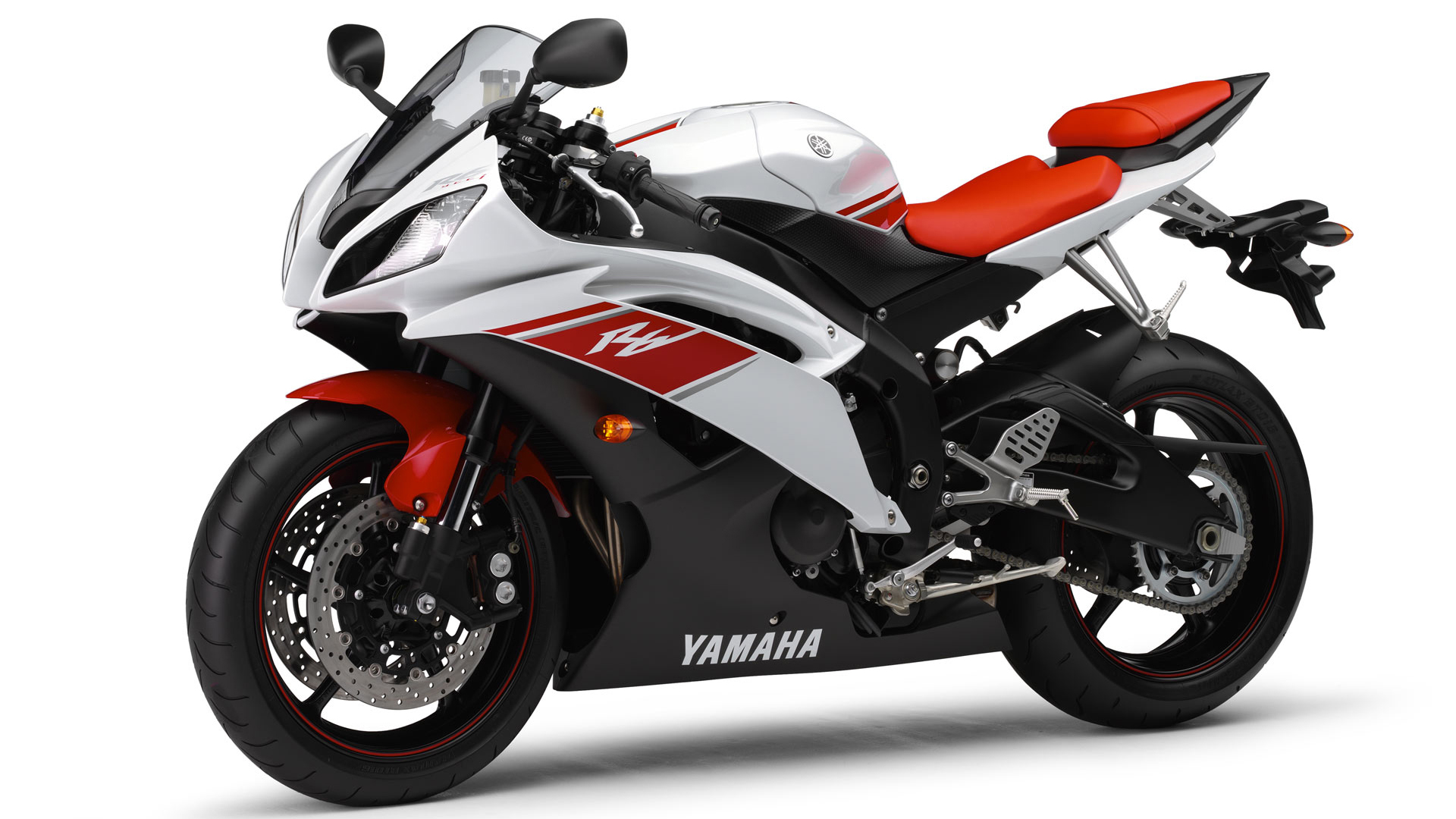 Yamaha R6 2009 Model 320.49 Kb