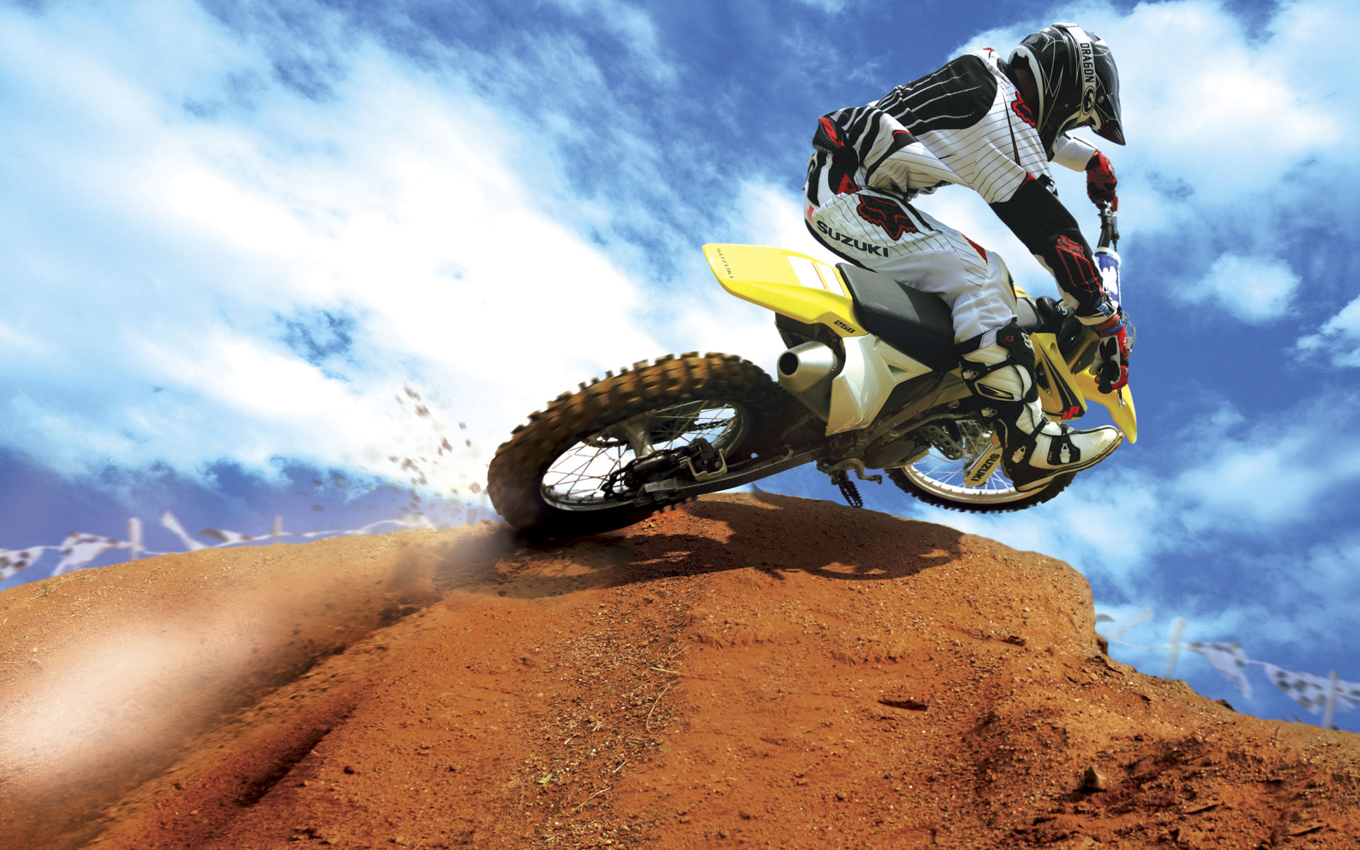 Crazy Motocross Bike 374.92 Kb