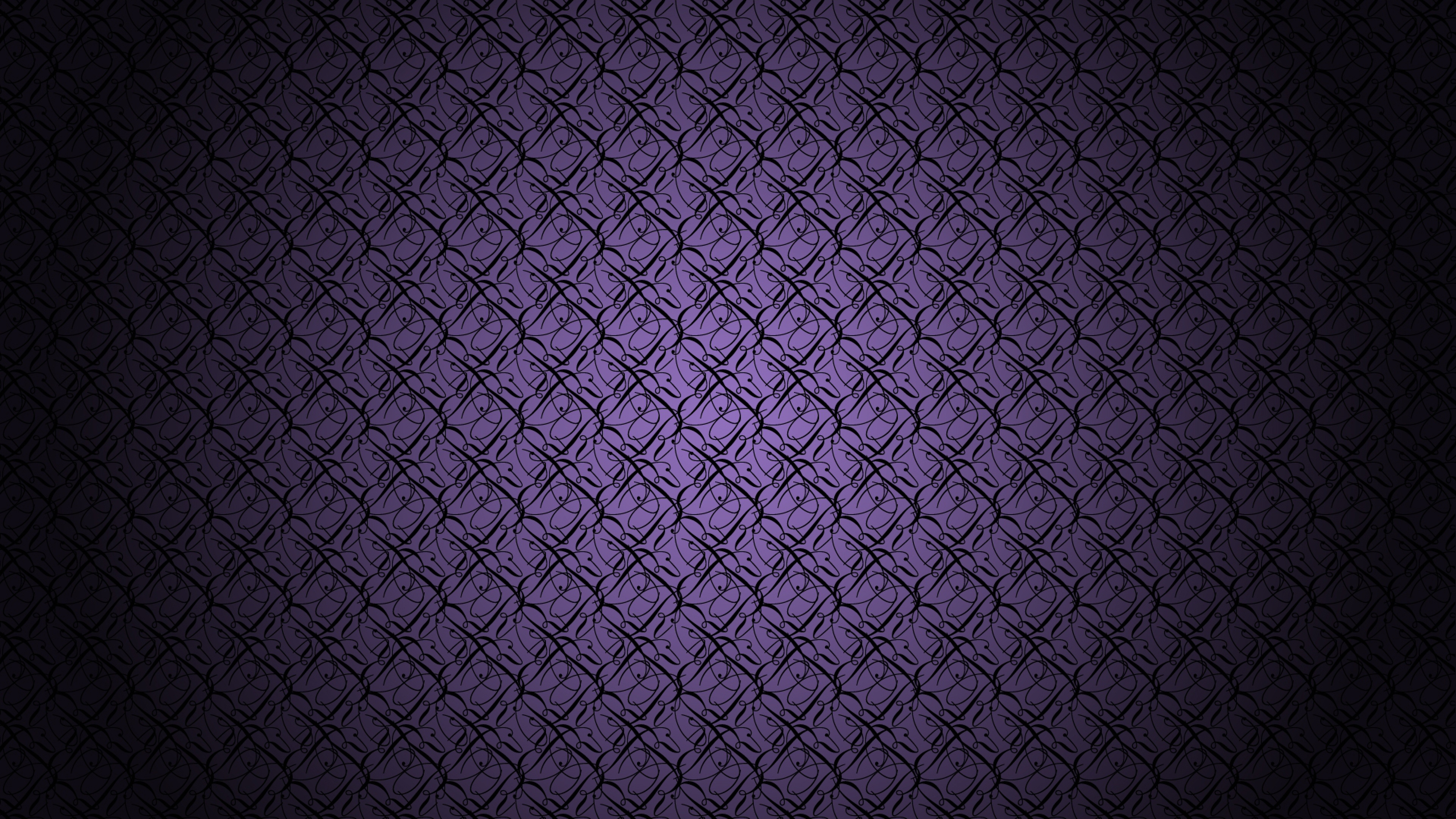 Purple Black Background Pattern