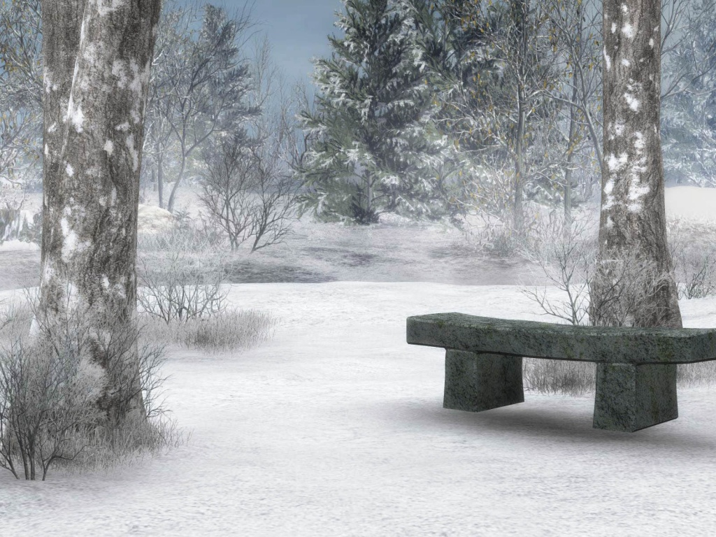 Winter Wallpaper Background 4236708 1024x768 All For