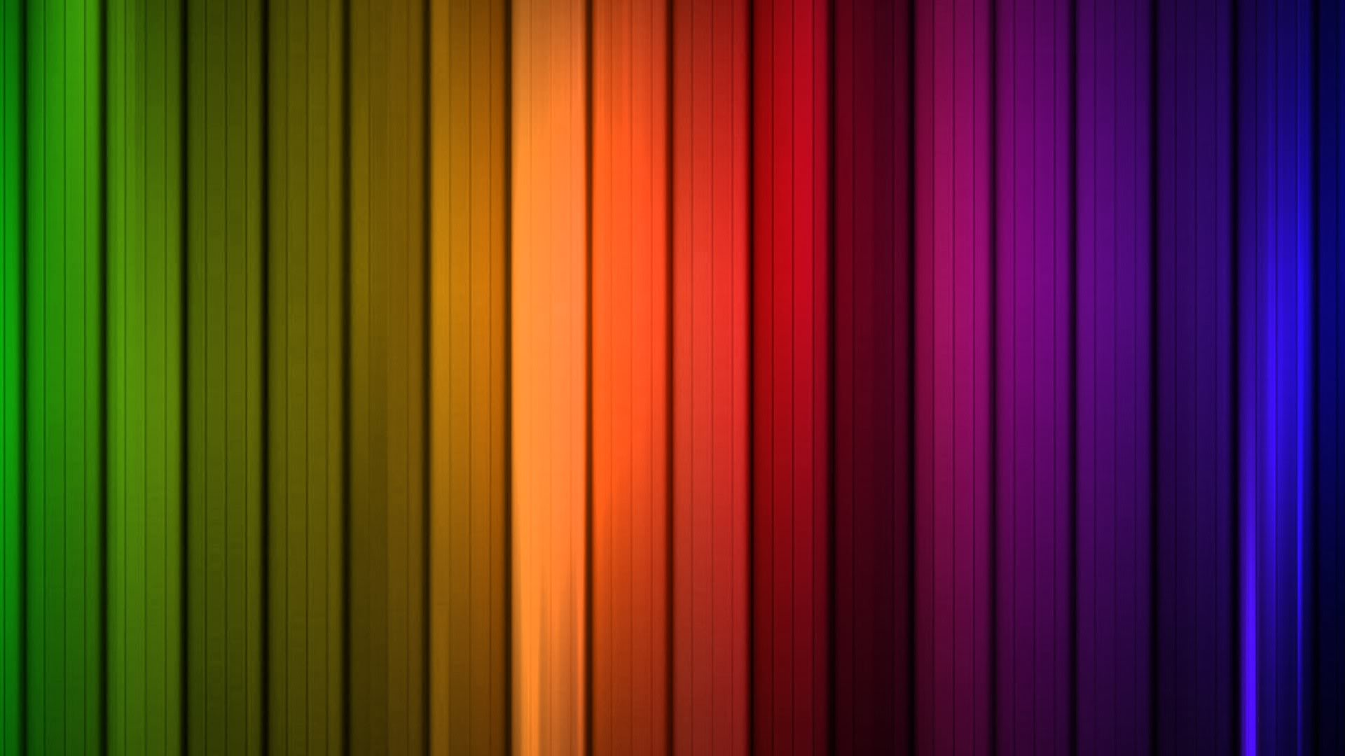 Colorful Rainbow Wallpaper Background 181.73 Kb